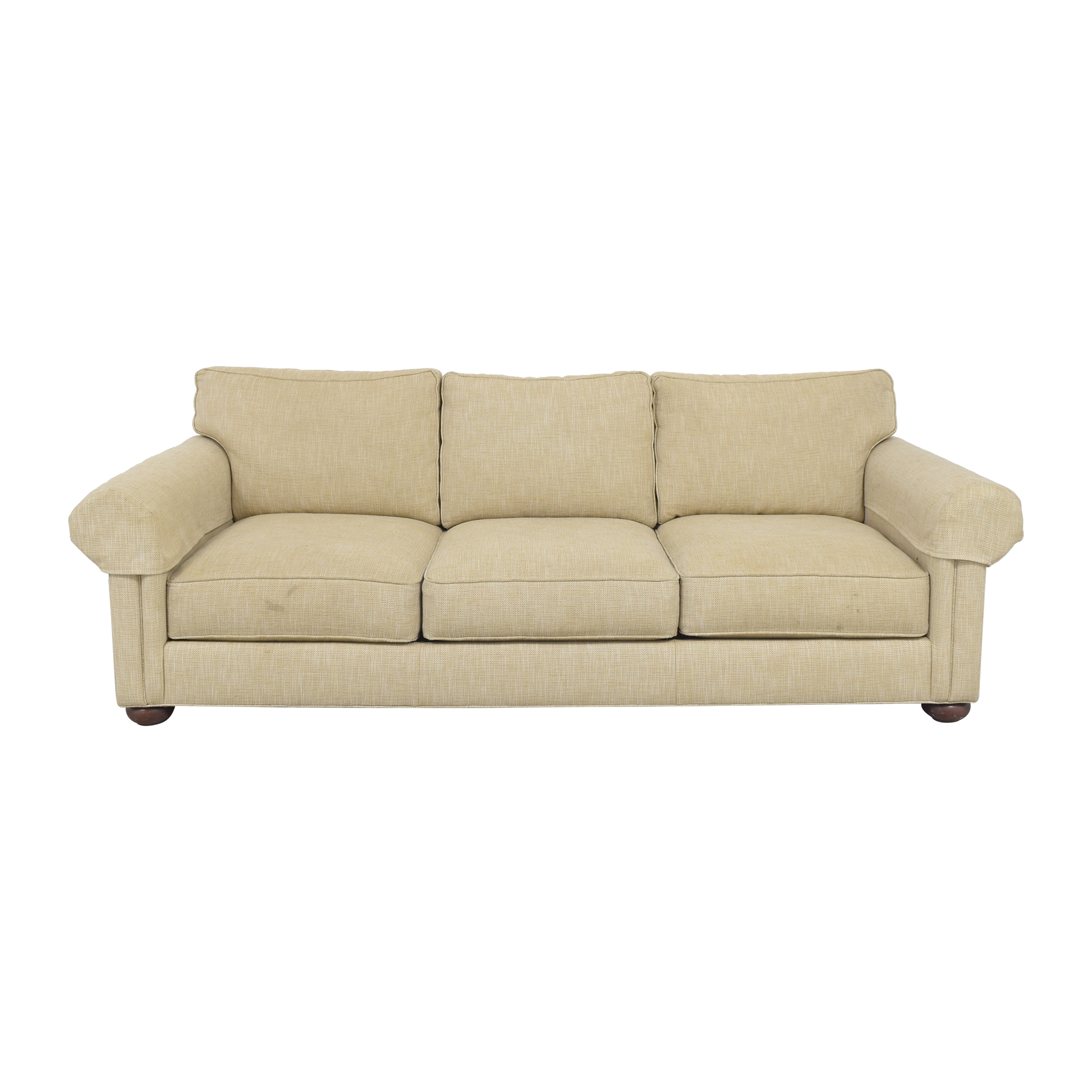 shop Ethan Allen Ethan Allen Three Cushion Sofa online