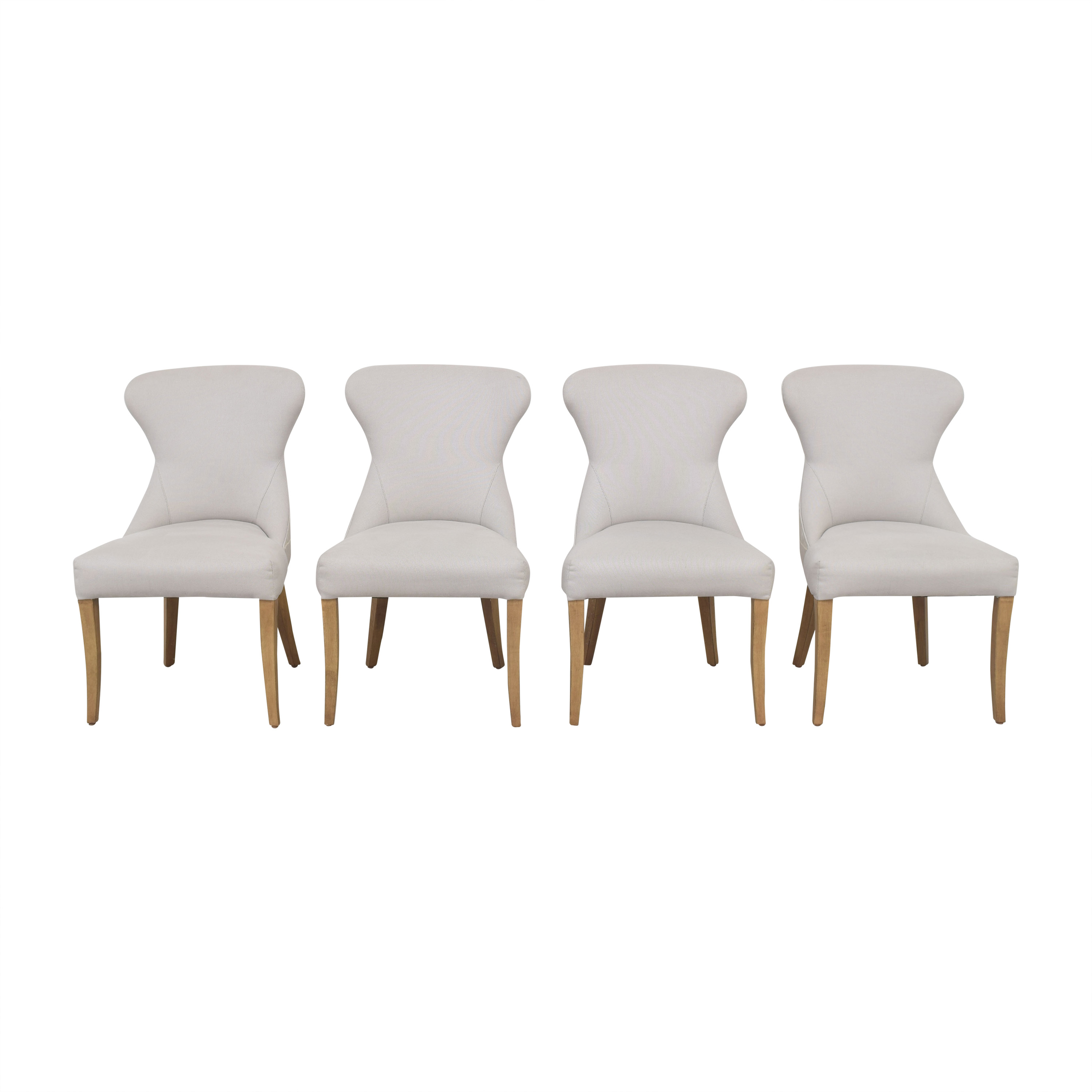Lillian August Lillian August Couture Upholstered Dining Chairs Dining Chairs