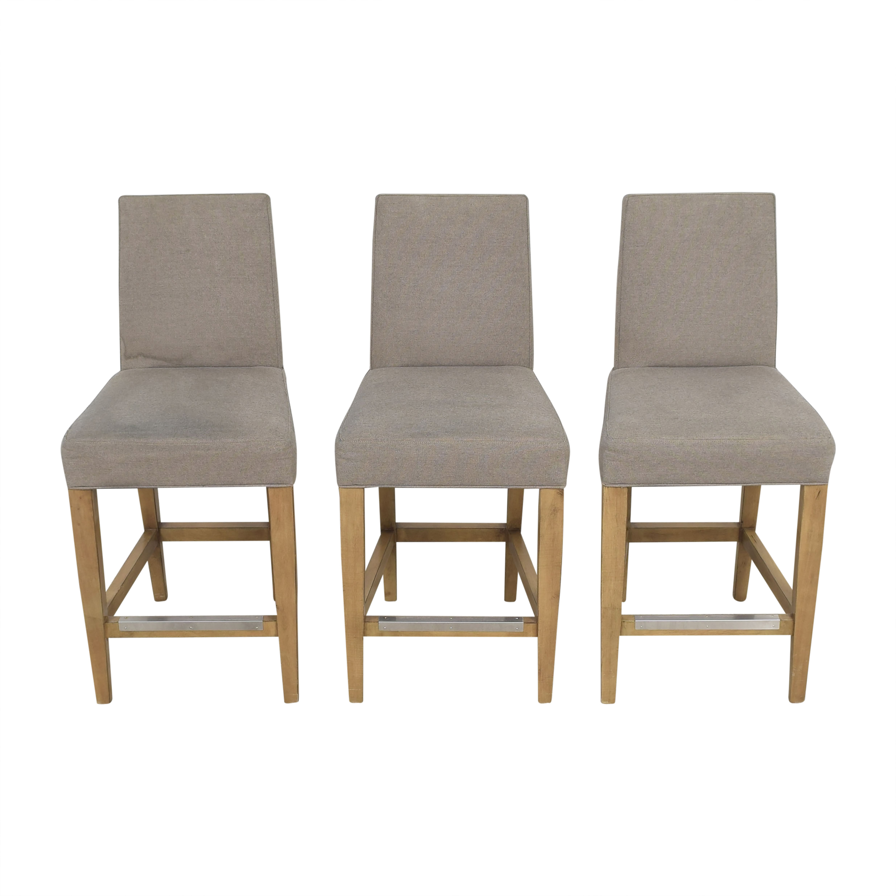 Lillian August Lillian August Couture Upholstered Counter Stools ma