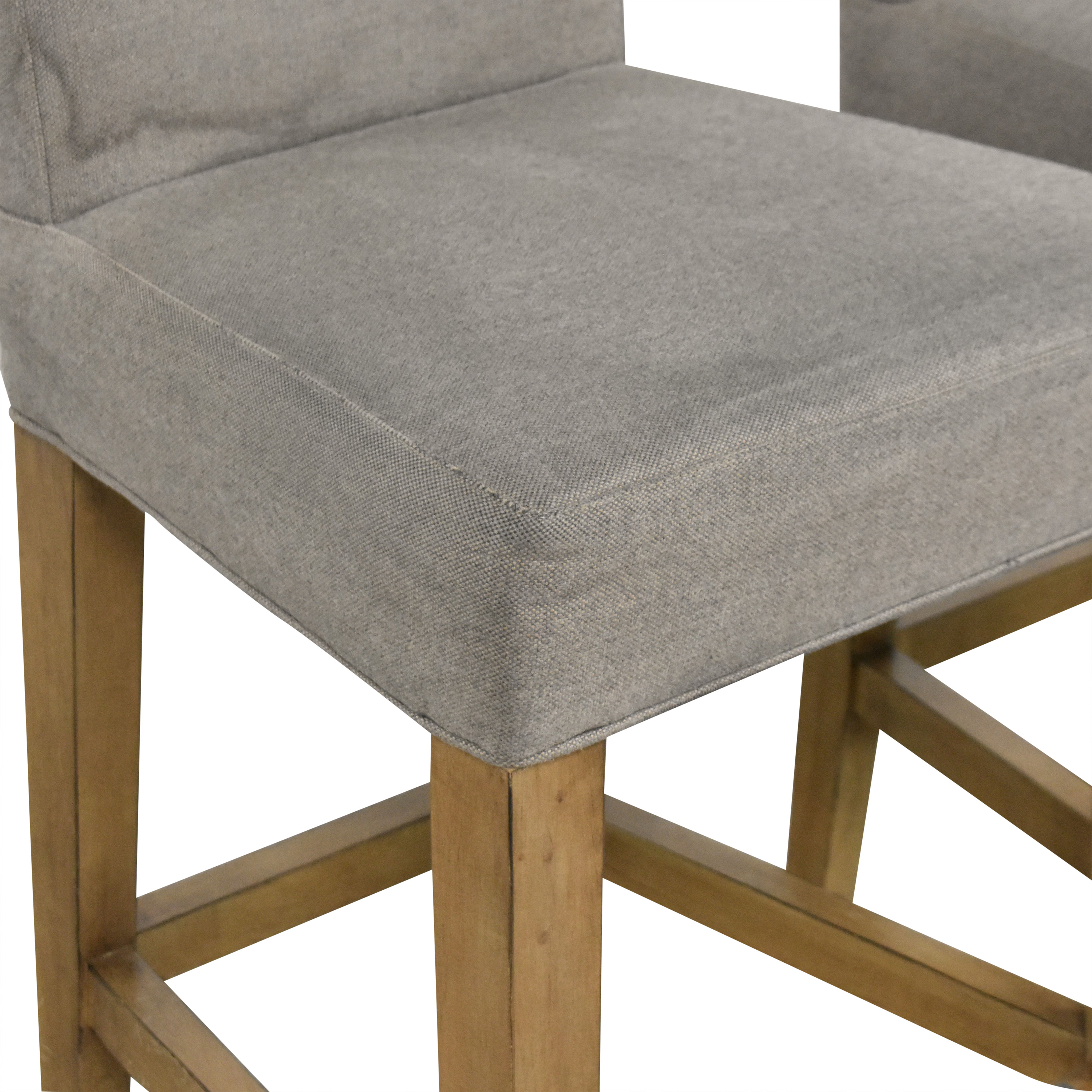 buy Lillian August Couture Upholstered Counter Stools Lillian August