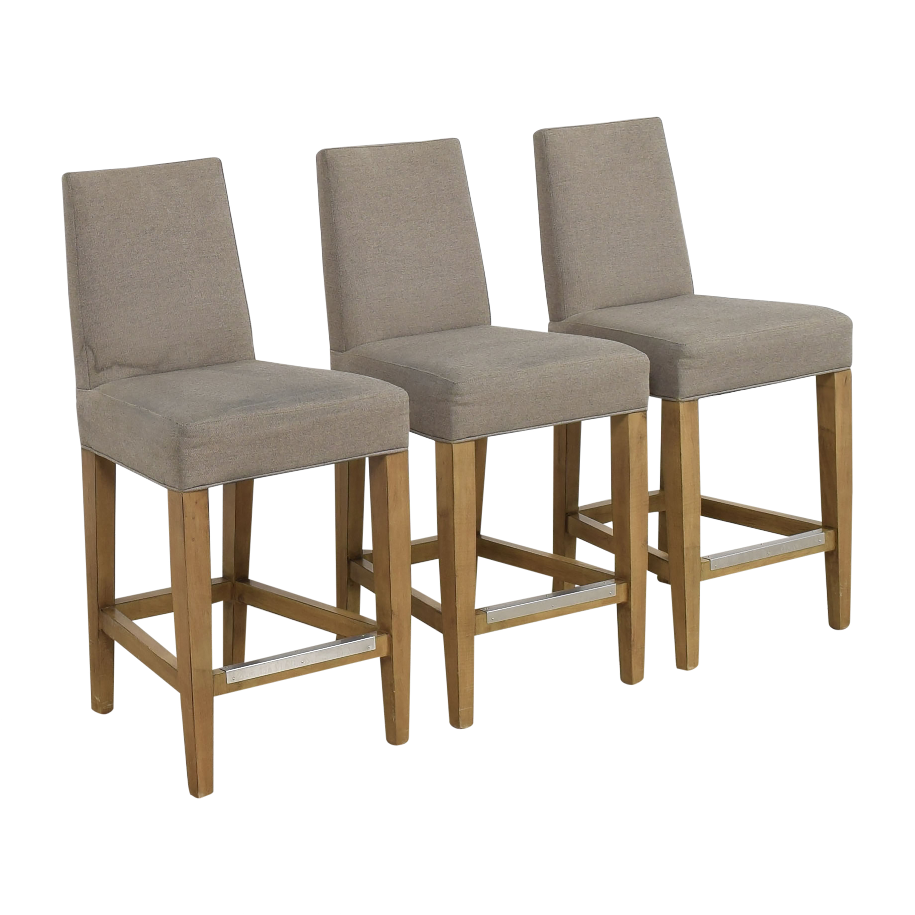Lillian August Lillian August Couture Upholstered Counter Stools discount