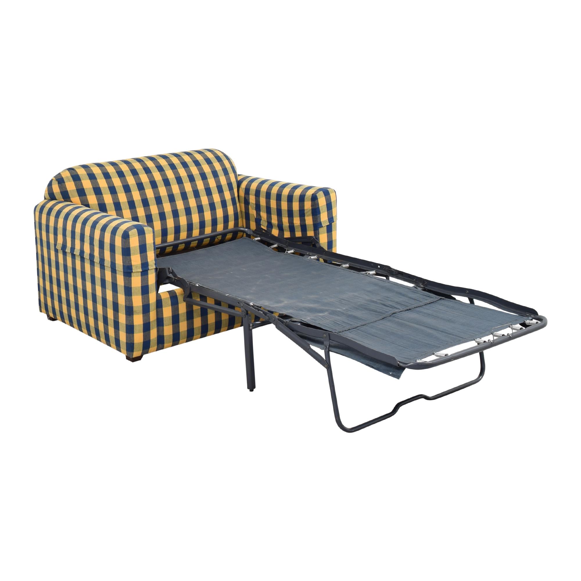 Flexsteel Flexsteel Sleephaven Twin Sleeper Sofa ma