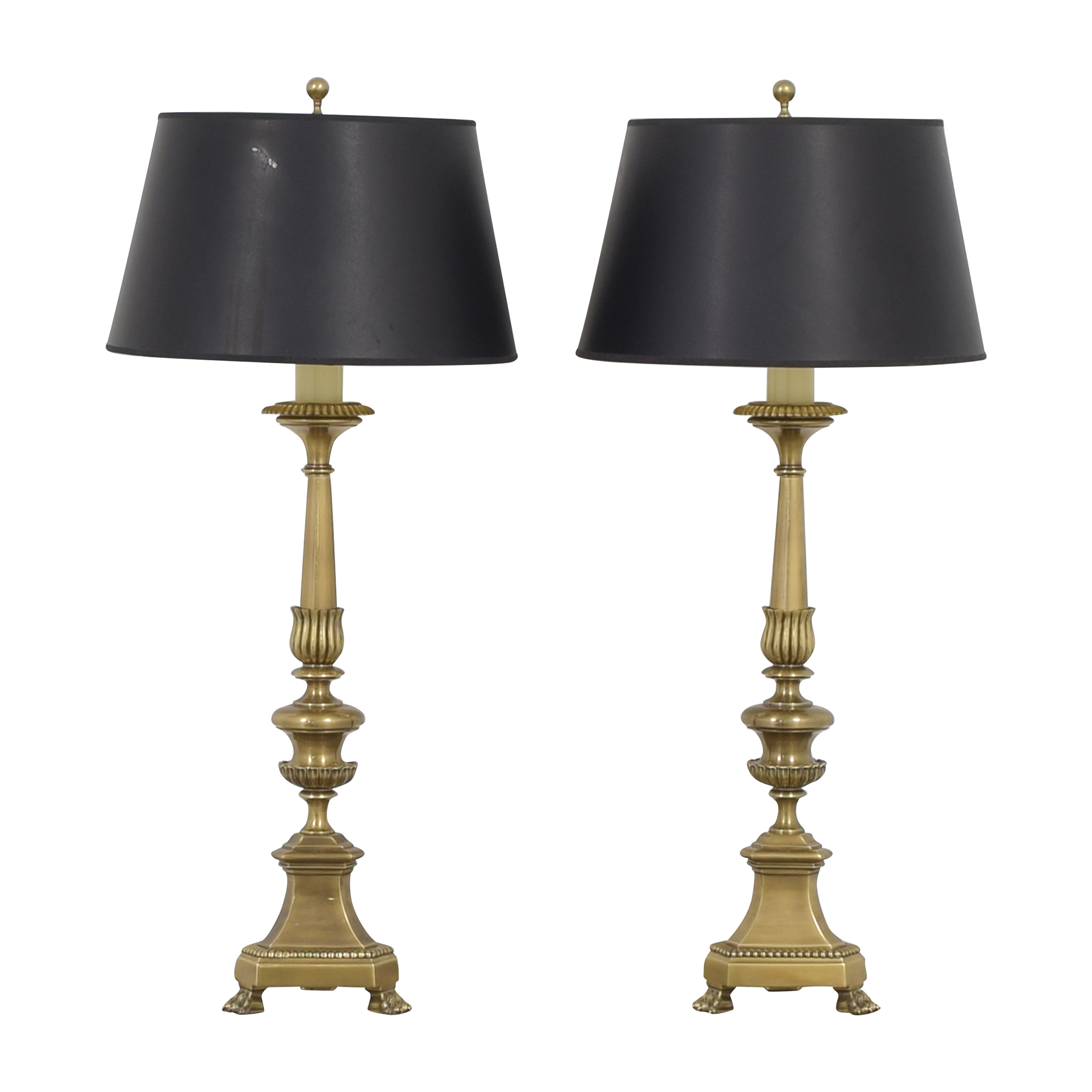 Ethan Allen Ethan Allen Candlestick Table Lamps nyc