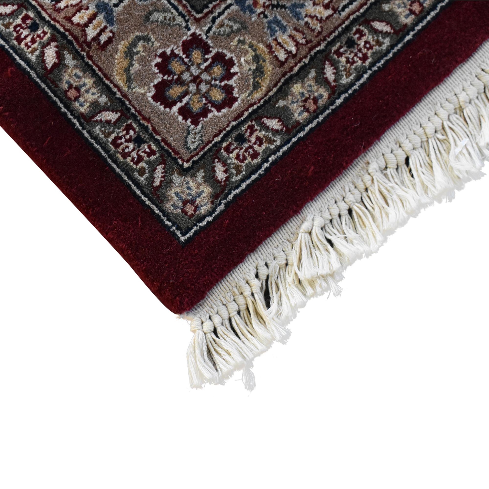 buy Kashan Style Persian Area Rug  Decor
