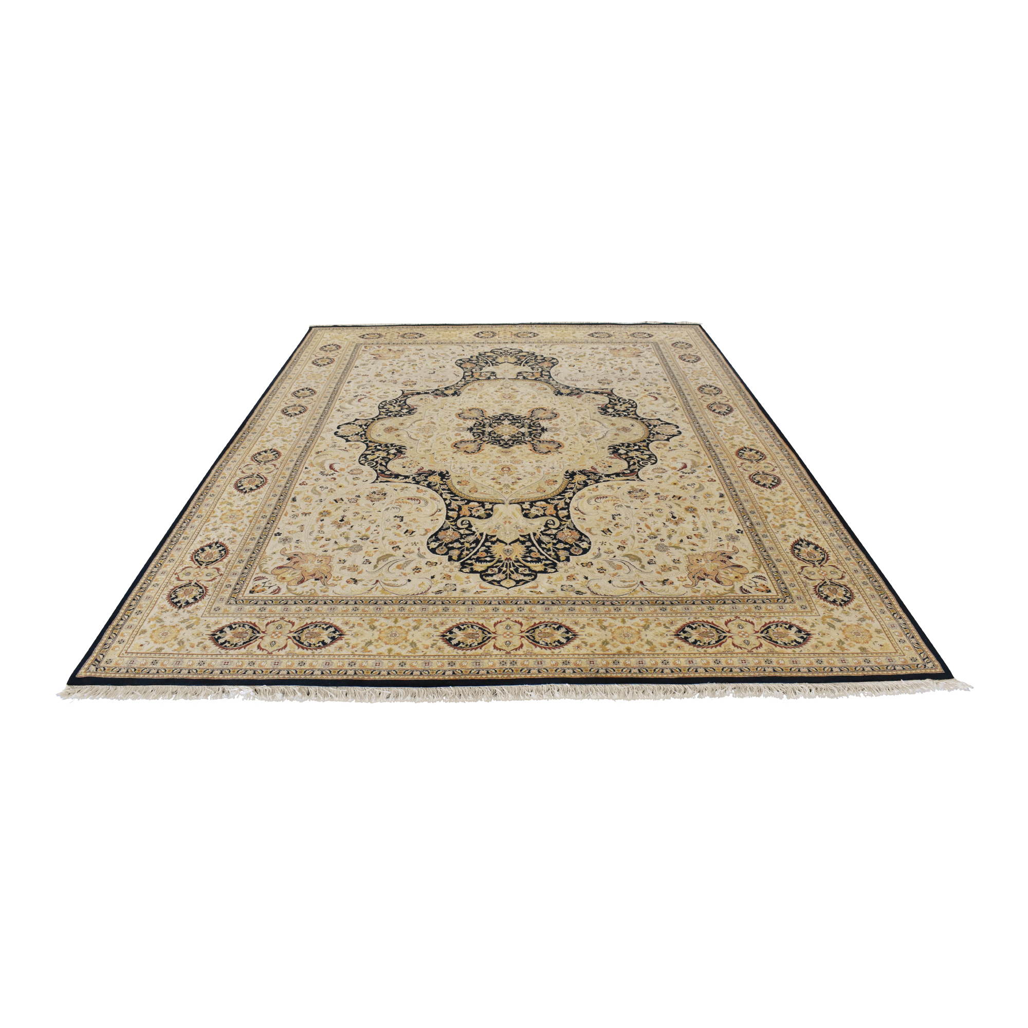 Traditional Area Rug / Rugs