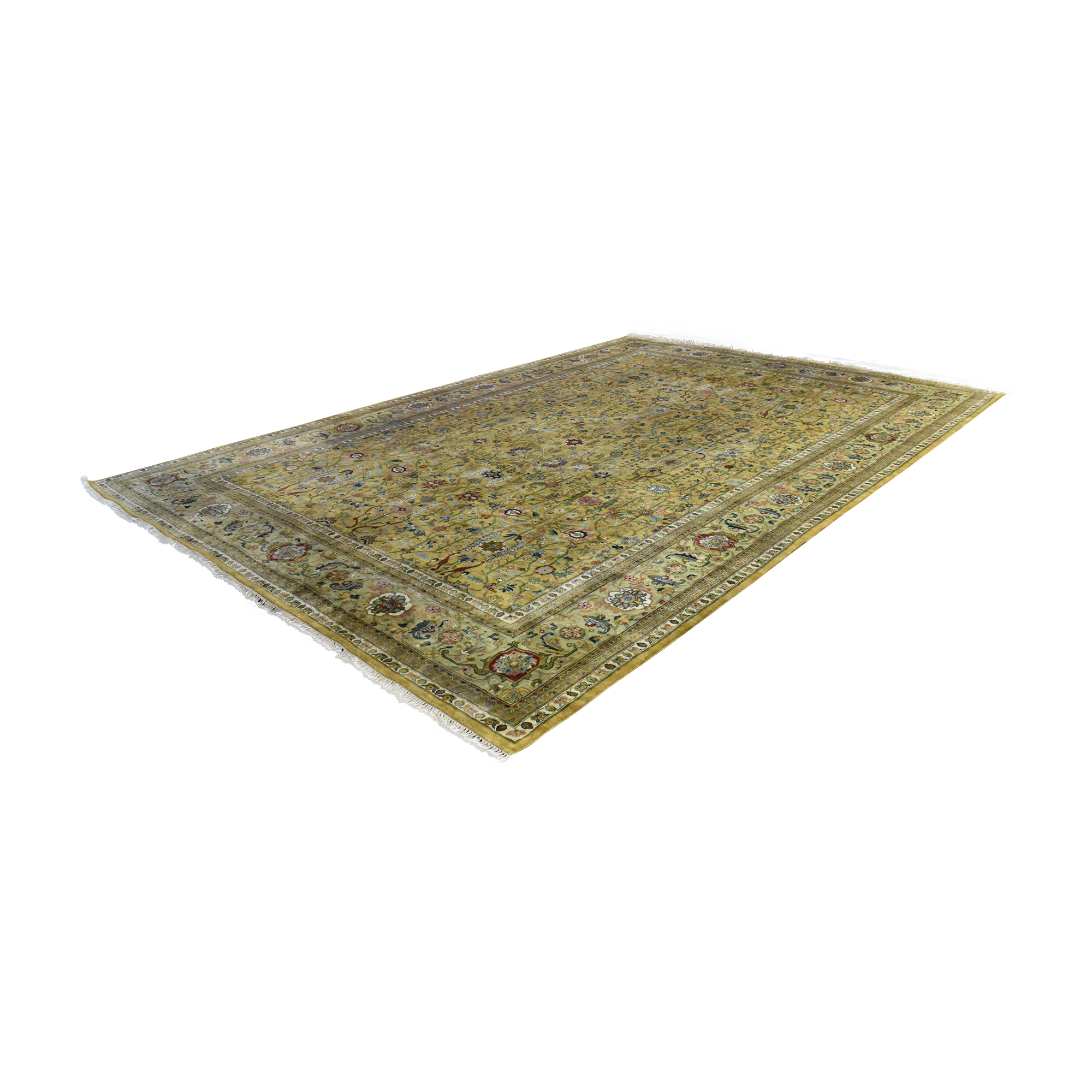 Samad Samad Golden Age Collection Brilliance Area Rug pa