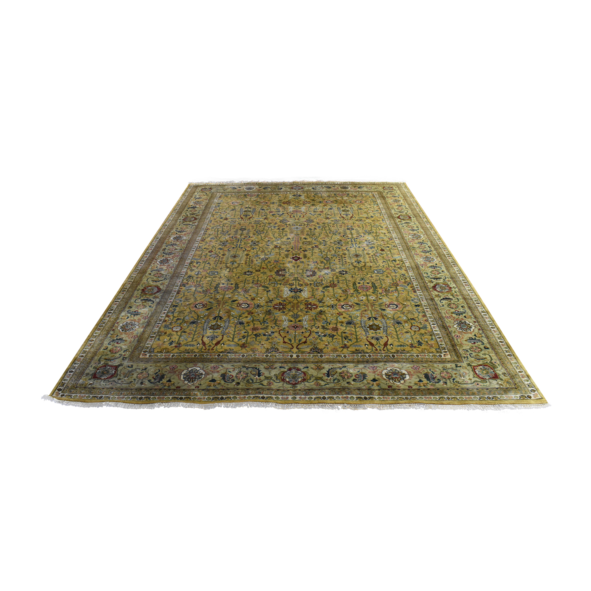Samad Samad Golden Age Collection Brilliance Area Rug coupon