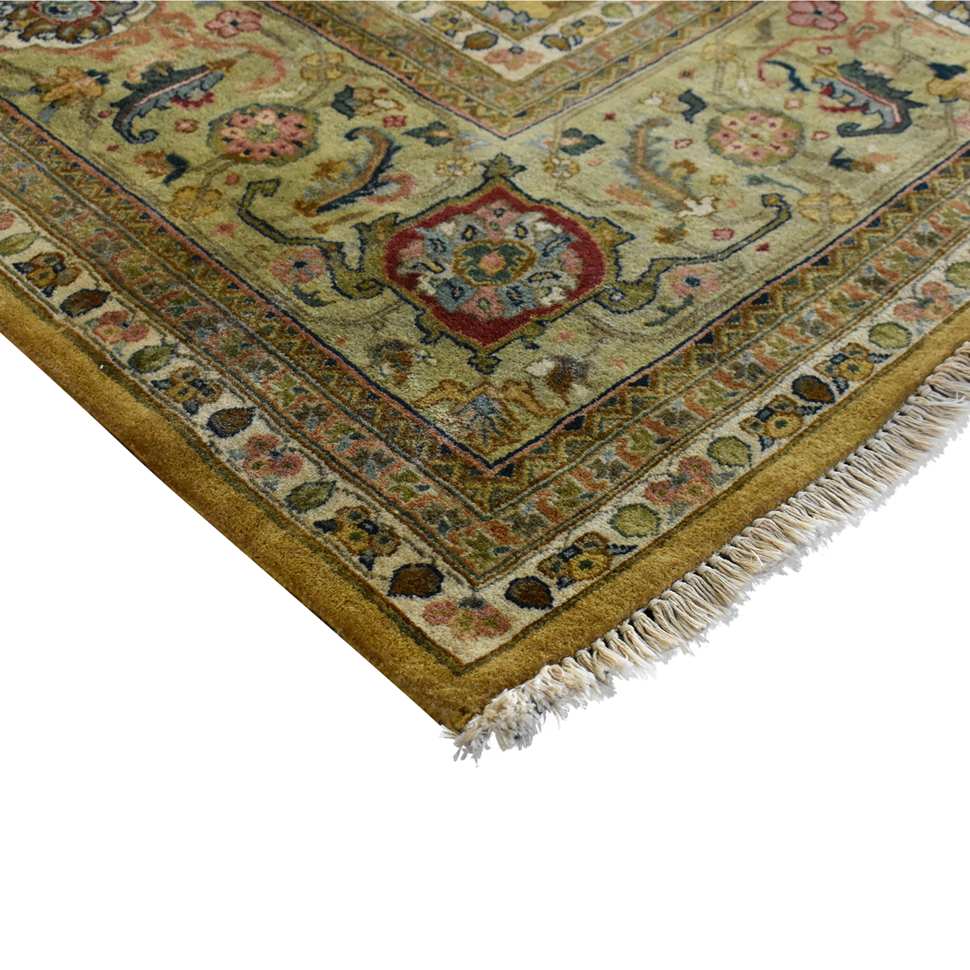 Samad Samad Golden Age Collection Brilliance Area Rug Rugs