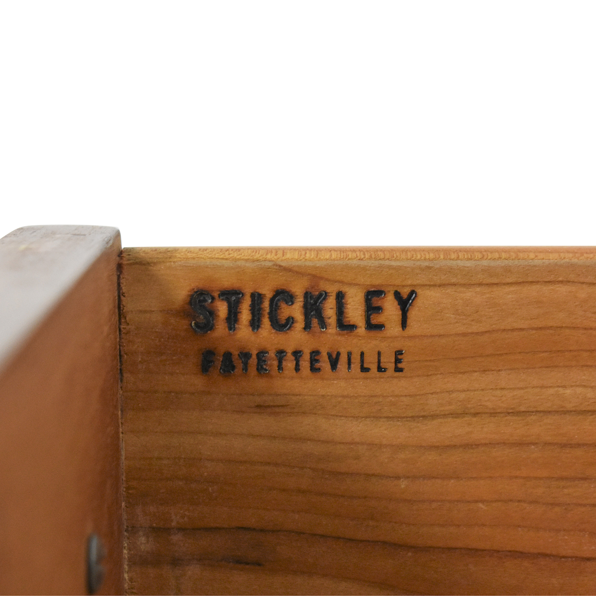 Stickley Furniture Stickley Furniture Four Drawer Chest second hand