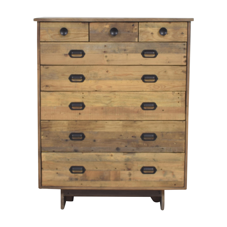 West Elm West Elm Emmerson Reclaimed Eight Drawer Dresser dimensions