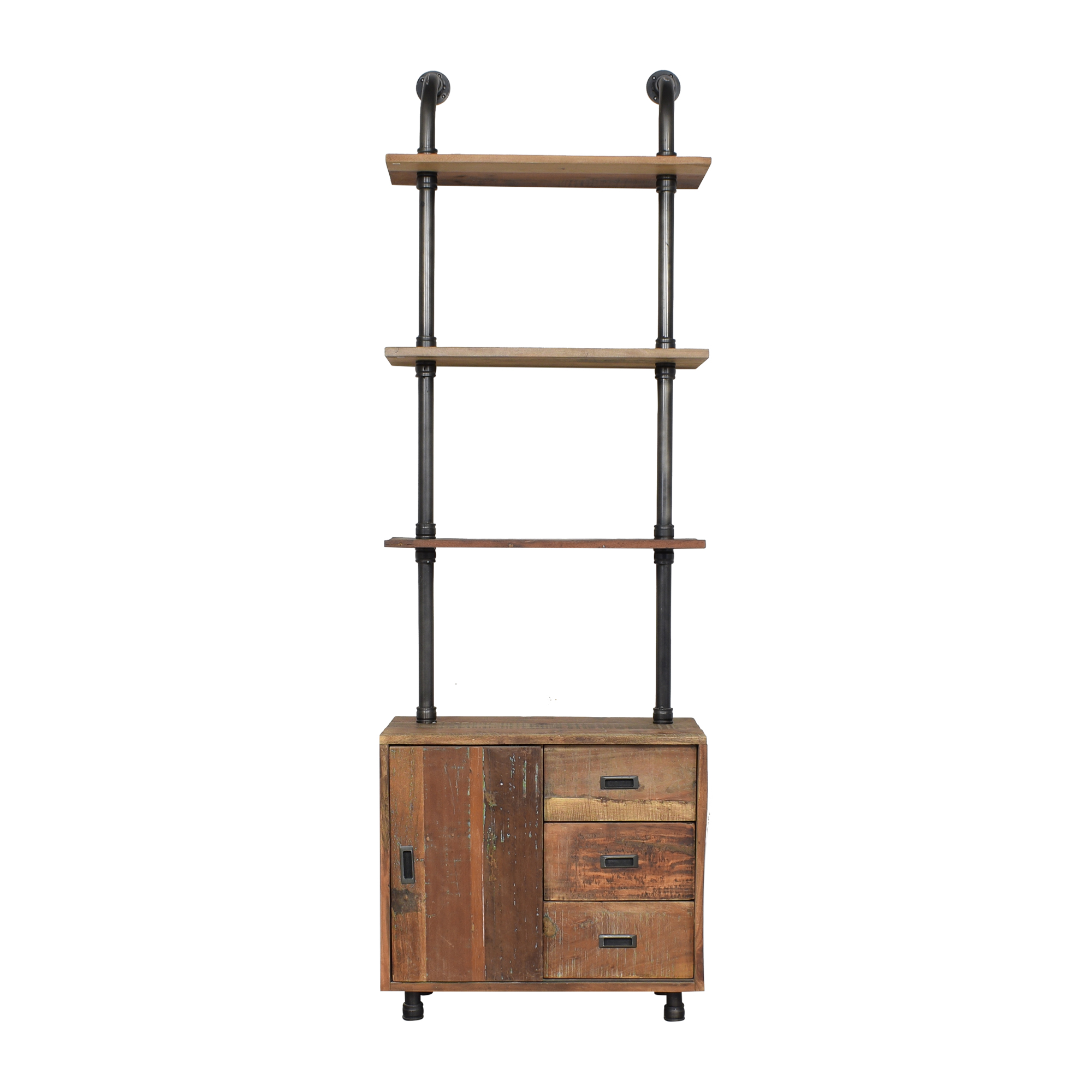shop West Elm West Elm Reclaimed Industrial Bookcase online
