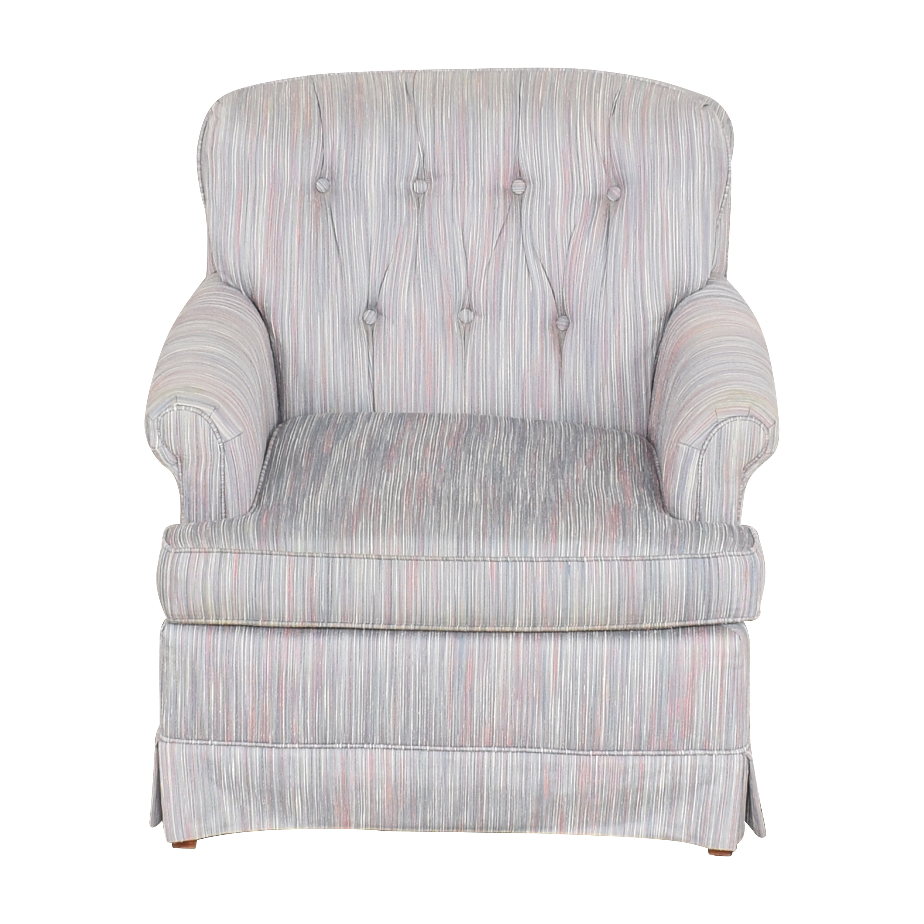Hickory-Fry Hickory-Fry Tufted Accent Chair price