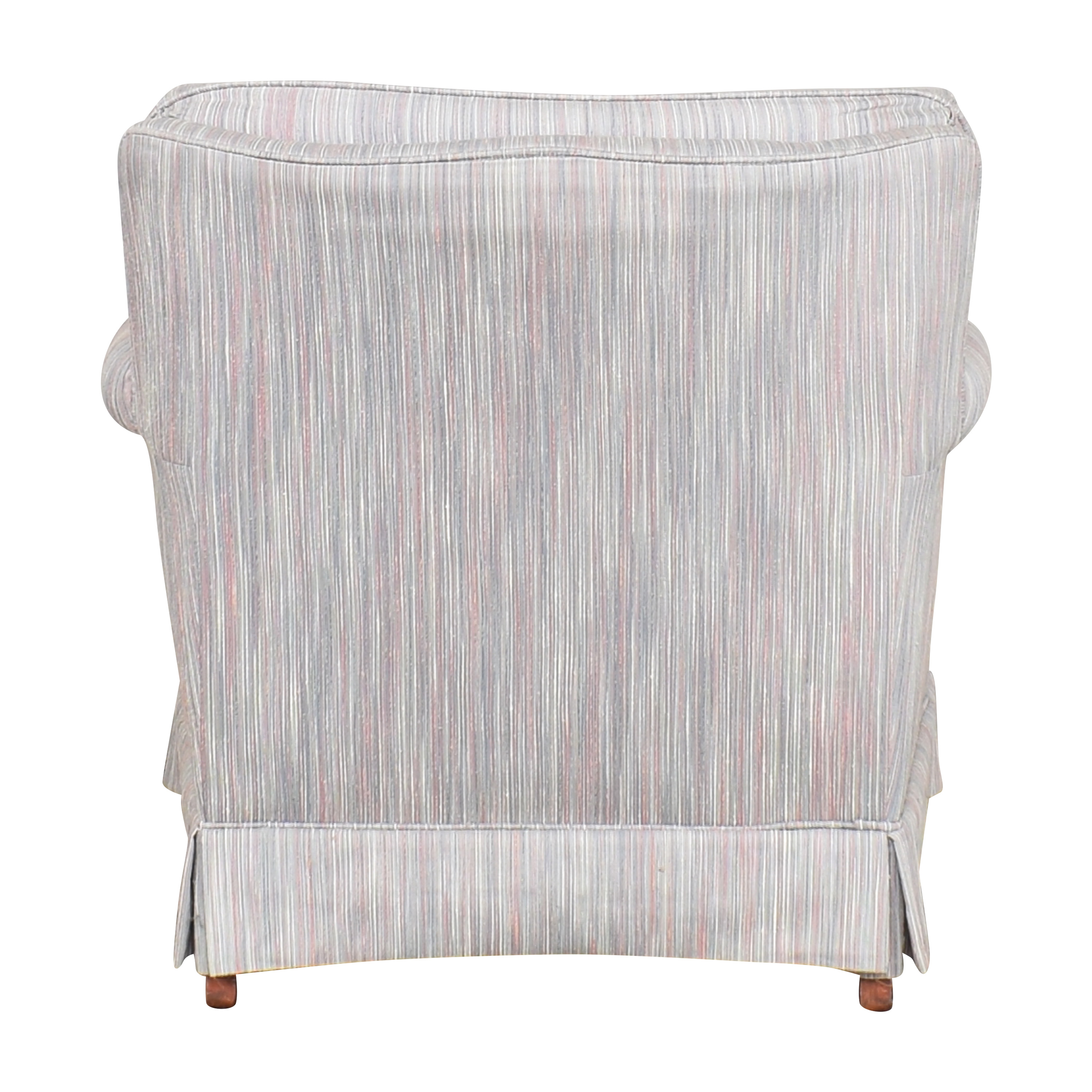 Hickory-Fry Hickory-Fry Tufted Accent Chair multi