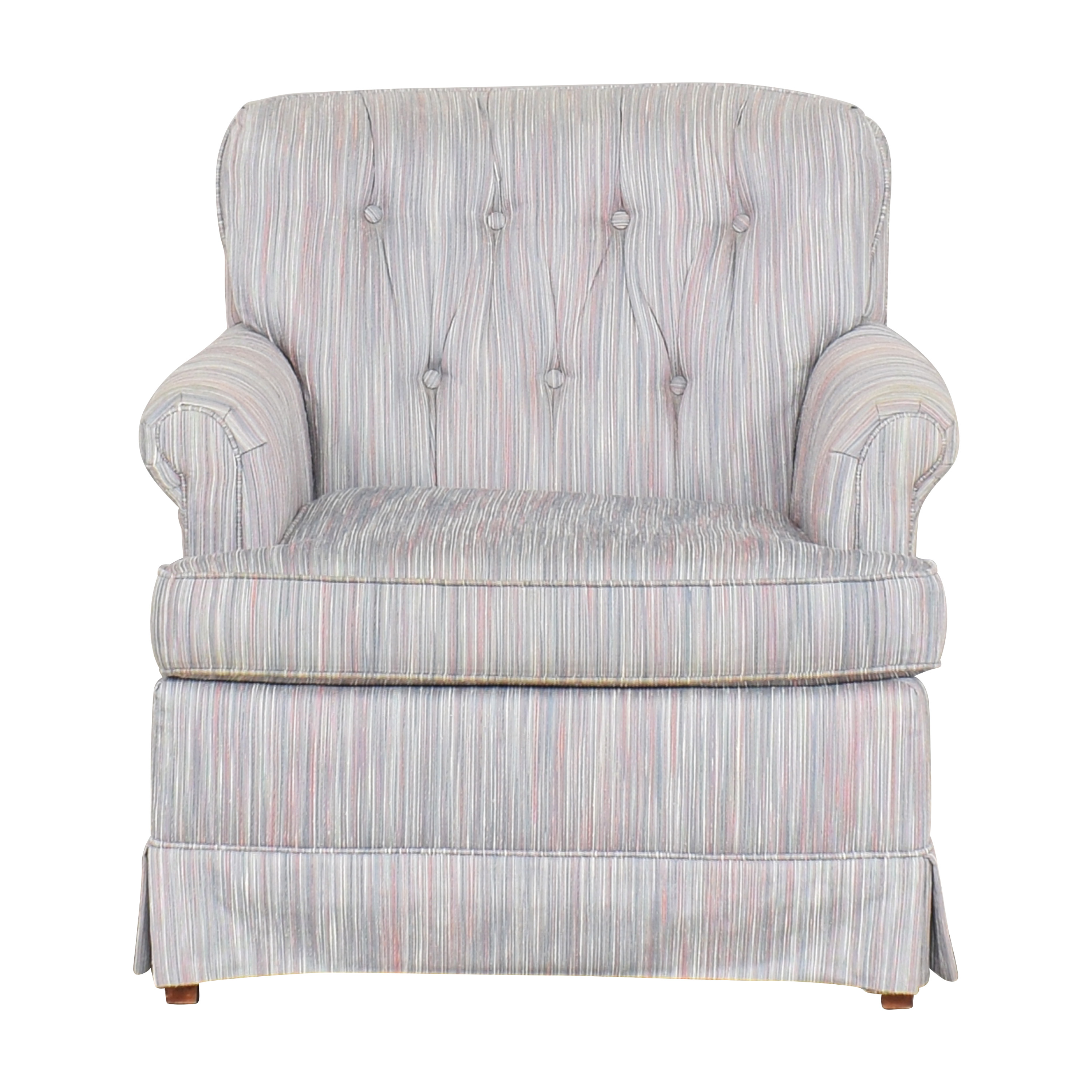 Hickory-Fry Hickory-Fry Tufted Accent Chair coupon
