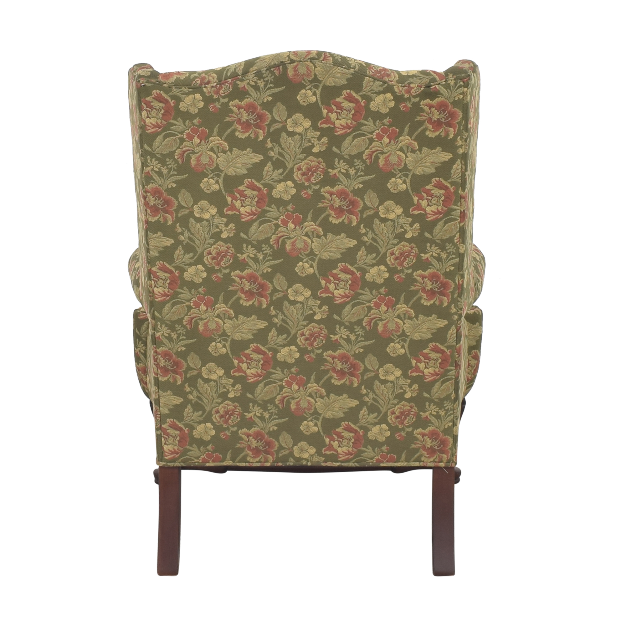 Ethan Allen Ethan Allen Wing Back Accent Chair on sale