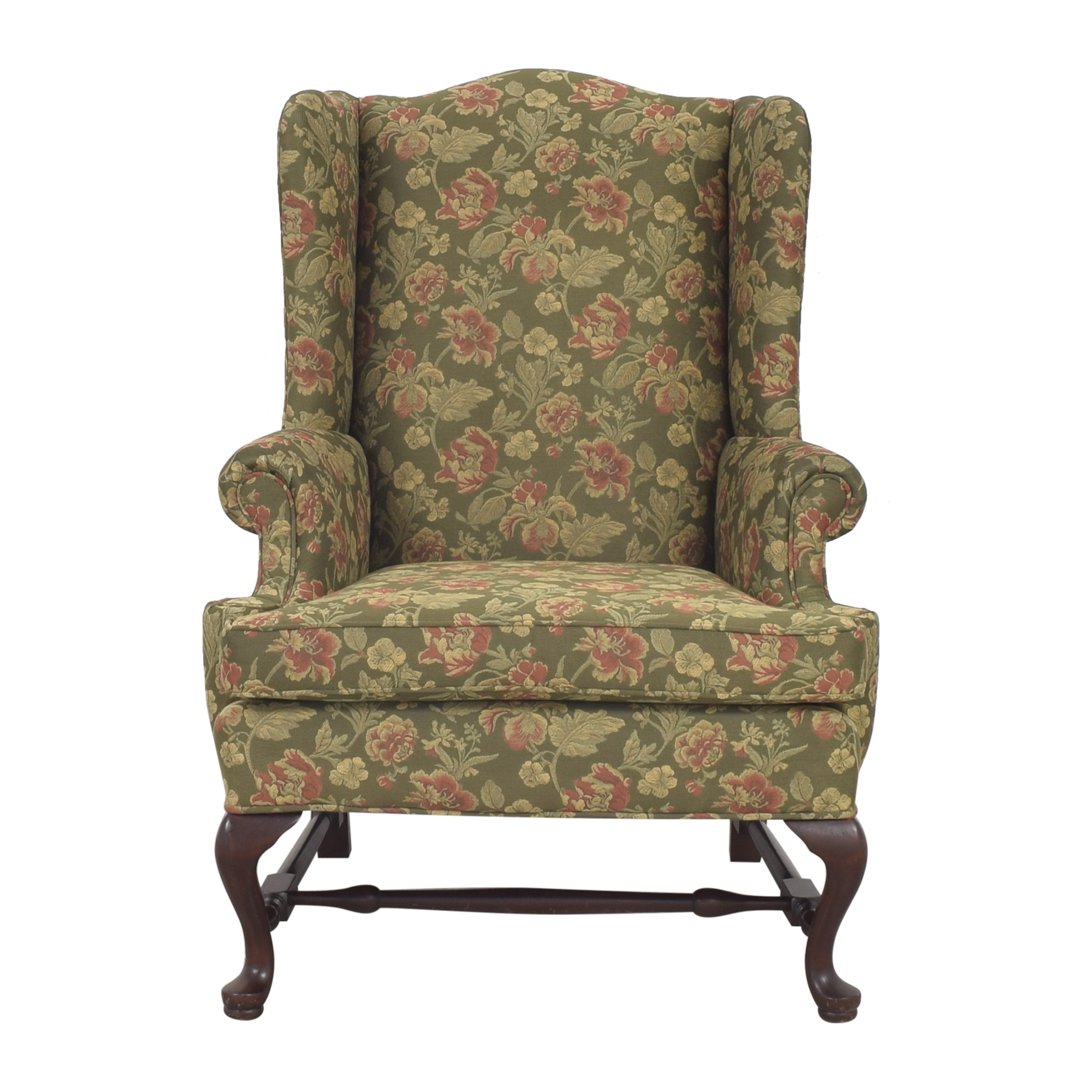 Ethan Allen Ethan Allen Wing Back Accent Chair for sale