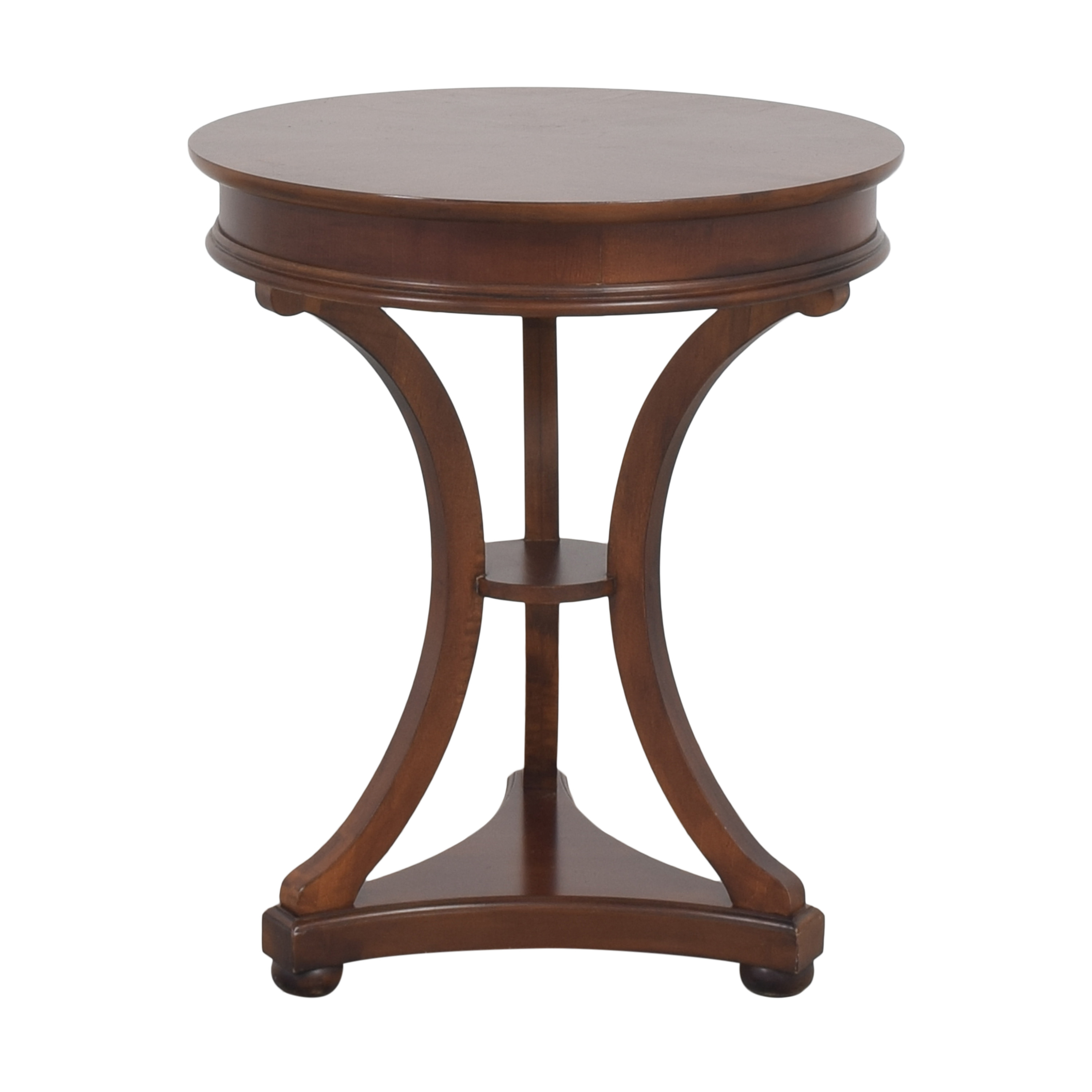 Drexel Heritage Drexel Heritage Round Accent Table for sale