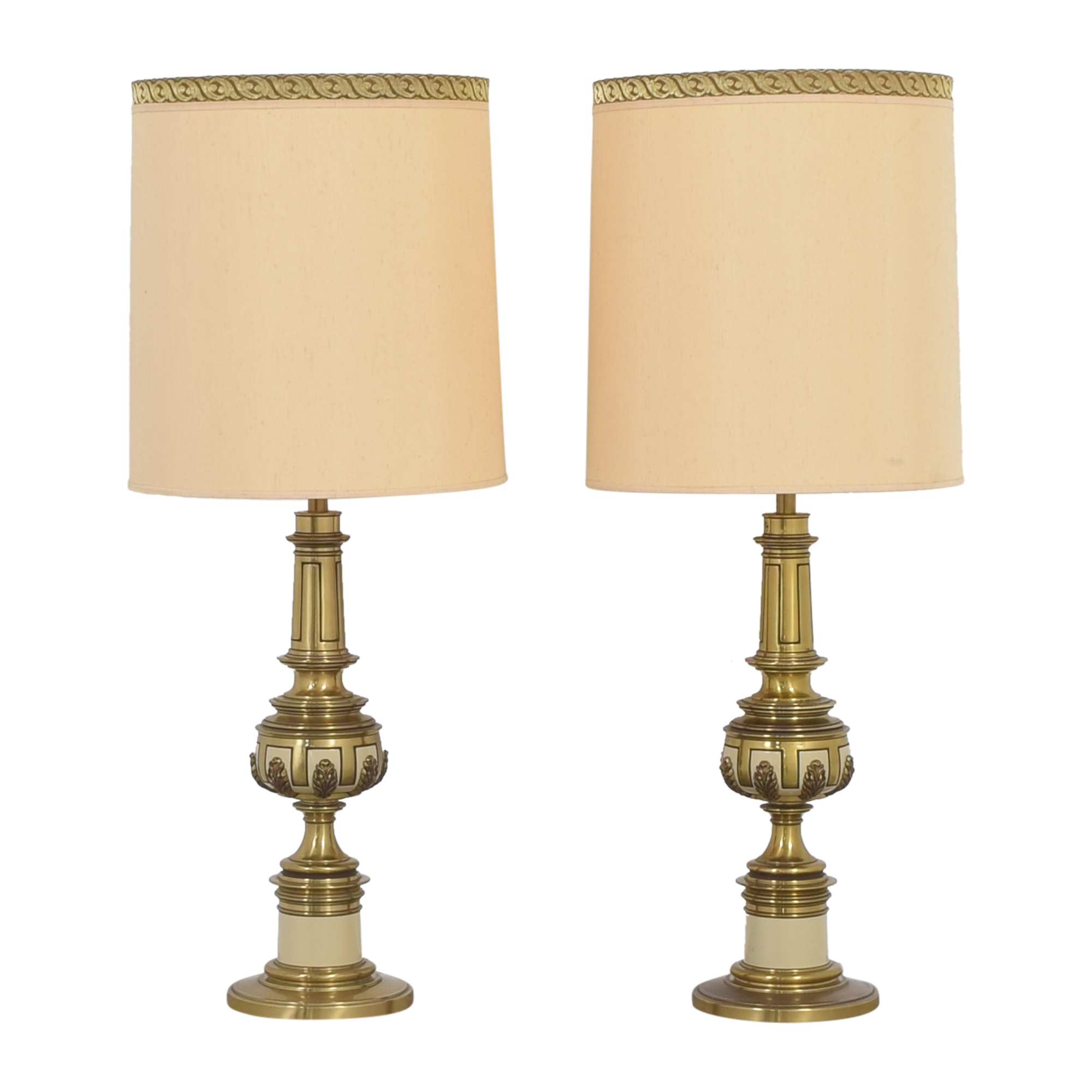 Stiffel Table Lamps  / Lamps