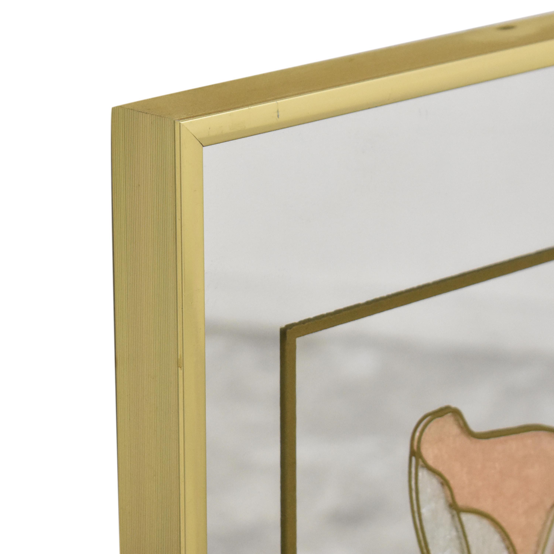 shop Richard E. Sandoval Decorative Mirror Triptych  Decor