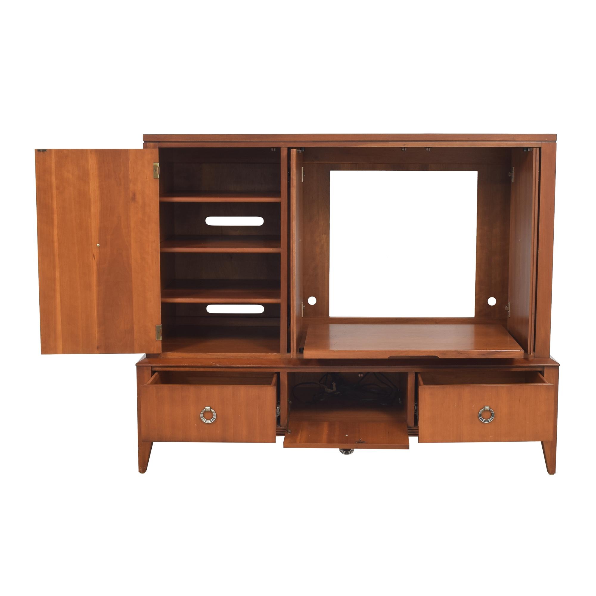 Ethan Allen Ethan Allen Avenue Collection Media Cabinet discount