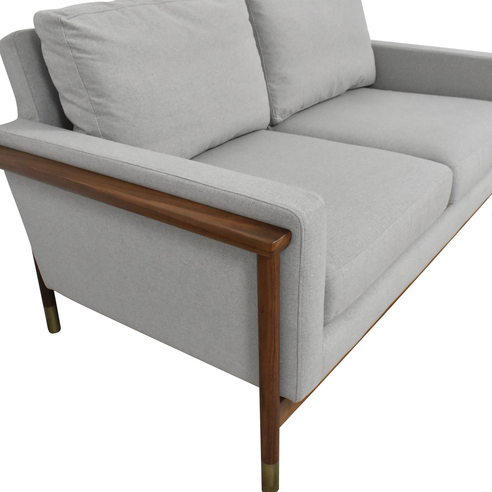 shop Interior Define Jason Wu Loveseat Sofa Interior Define Sofas
