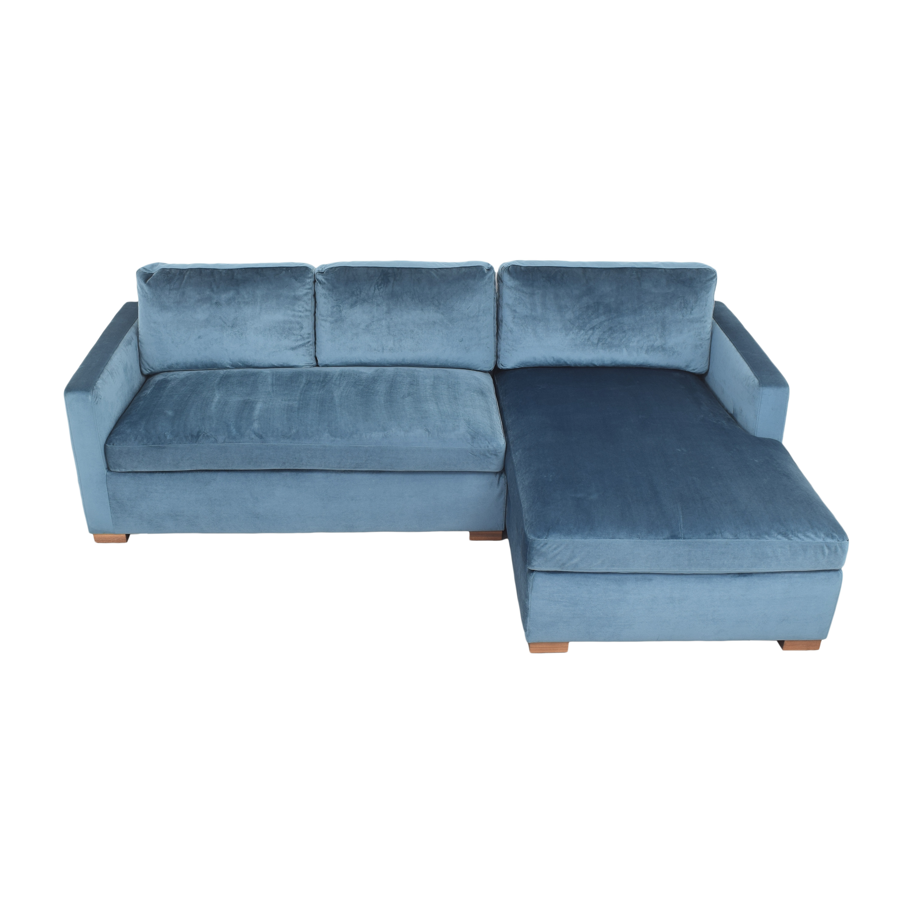 Interior Define Interior Define Charly Sectional Sofa with Chaise for sale