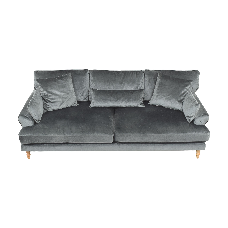 Interior Define Interior Define Maxwell Two Cushion Sofa price