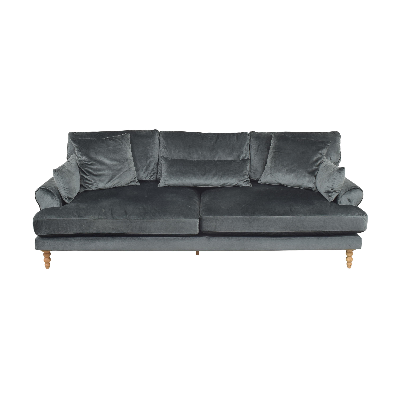 Interior Define Maxwell Two Cushion Sofa Interior Define