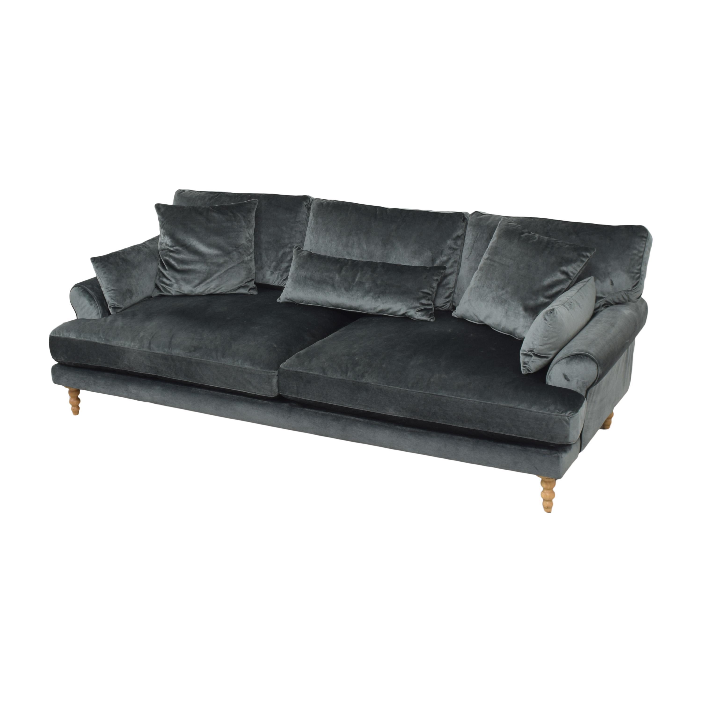 Interior Define Interior Define Maxwell Two Cushion Sofa Sofas