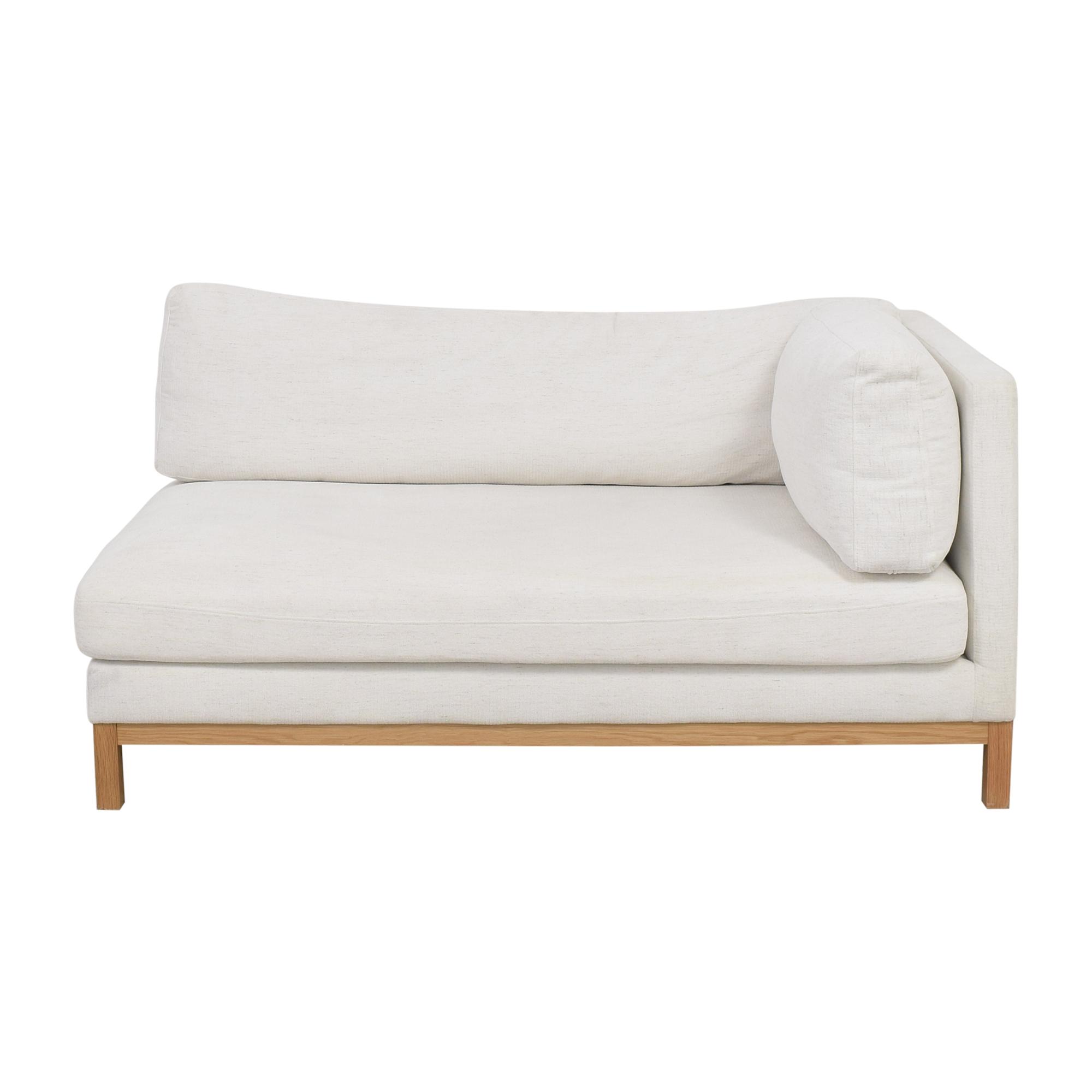 shop Interior Define Interior Define Jasper Chaise Lounge online