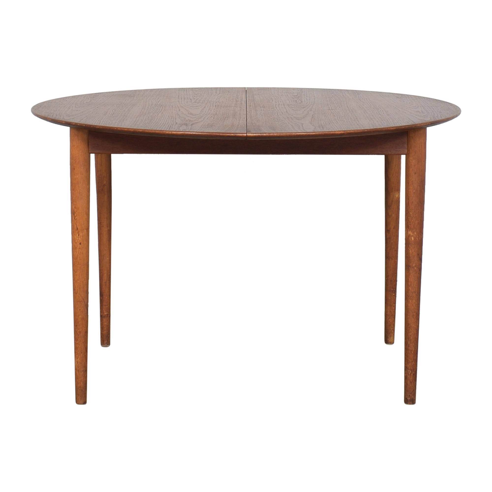 Søborg Møbelfabrik Soborg Mobelfabrik Mid Century Danish Extendable Dining Table  price