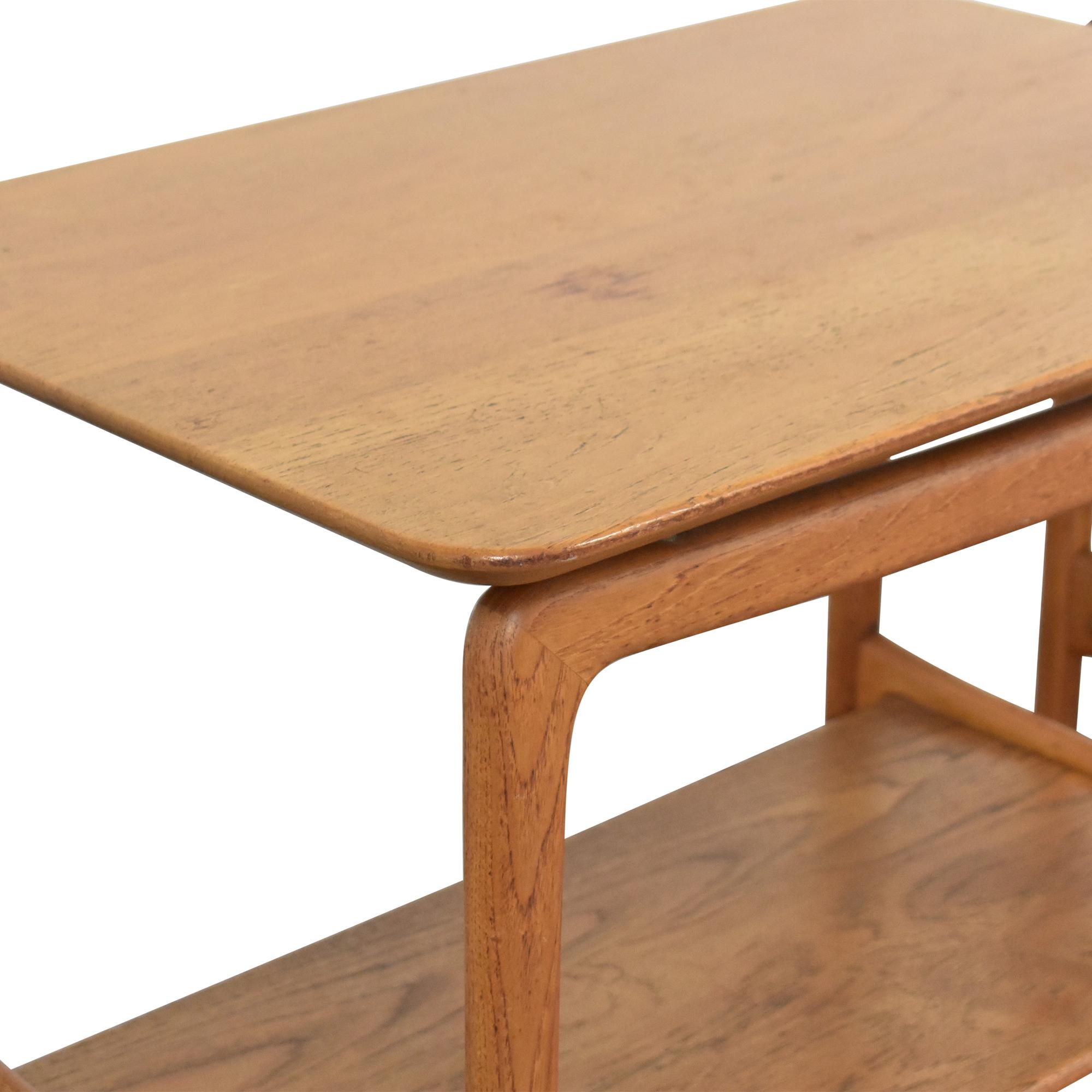 John Stuart Inc. John Stuart Inc. Mid Century Danish Side Tables