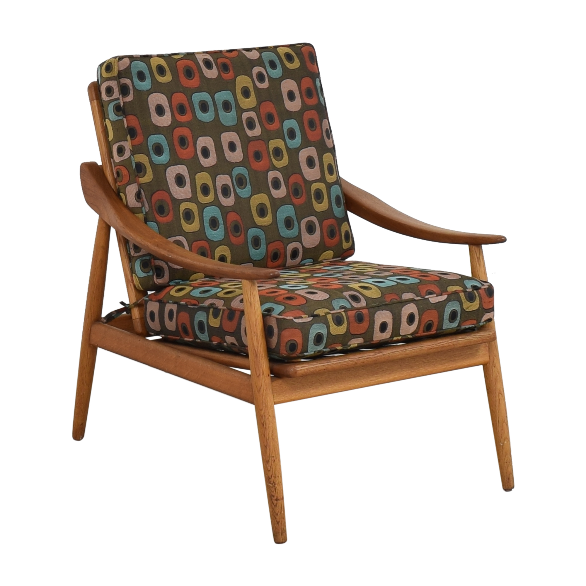 Mid-Century Style Reclining Arm Chair / Accent Chairs
