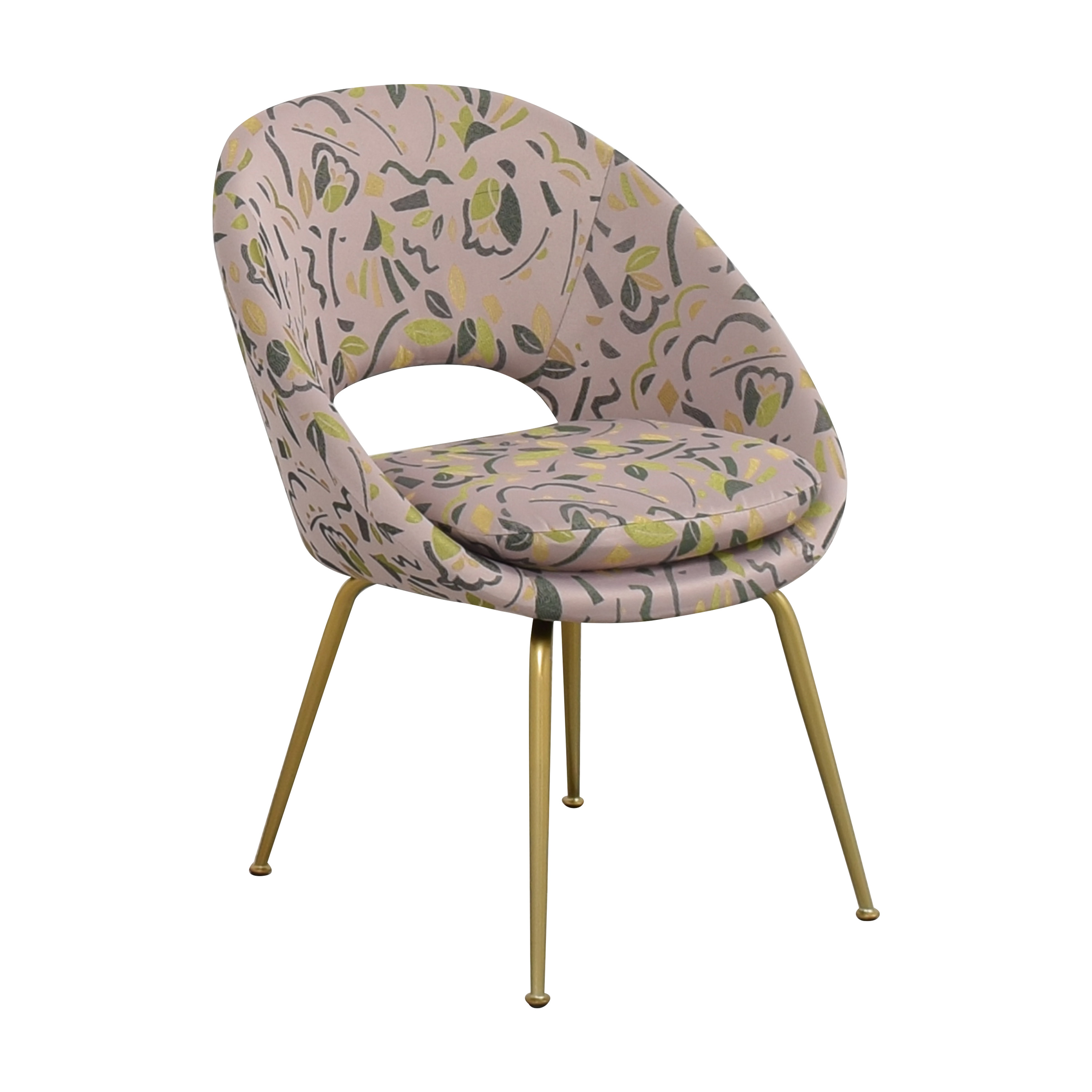 West Elm West Elm Orb Upholstered Chair price