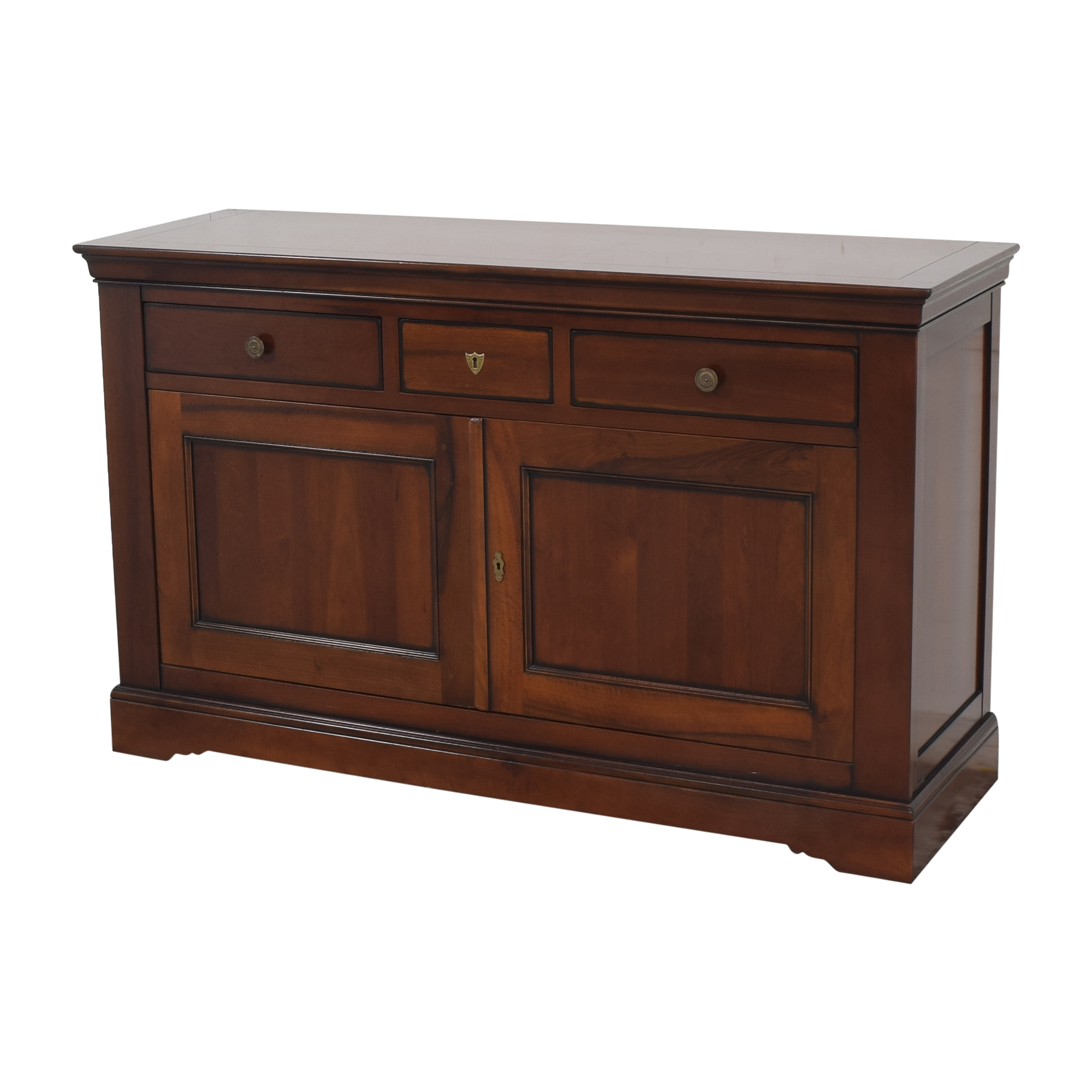 Grange Grange French Sideboard with Cabinets brown