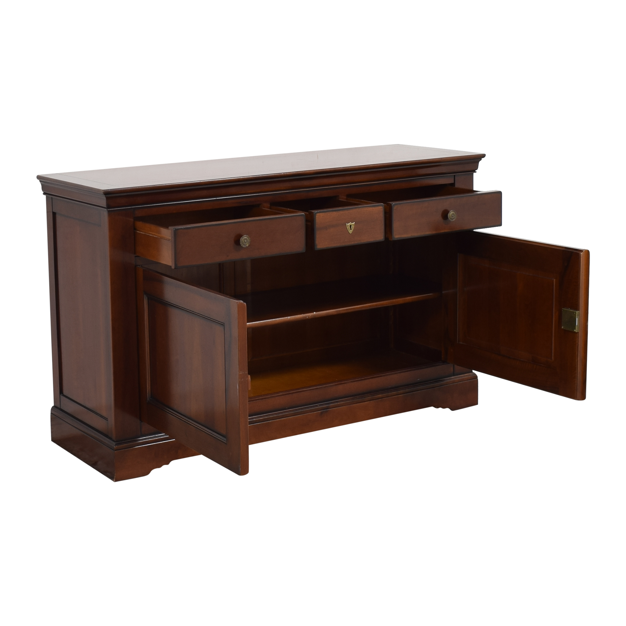 buy Grange French Sideboard with Cabinets Grange