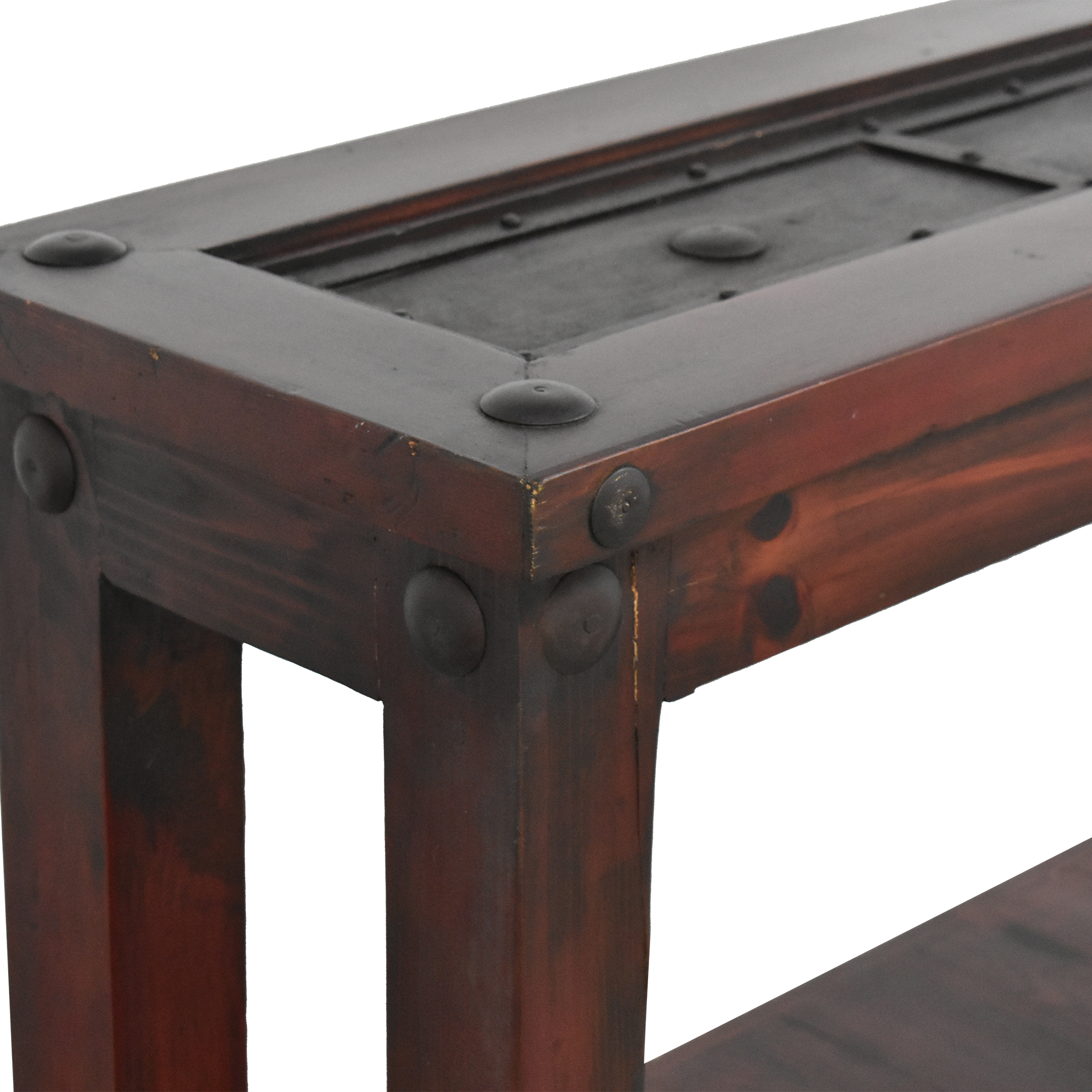 Rustic Reclaimed Console Table / Accent Tables