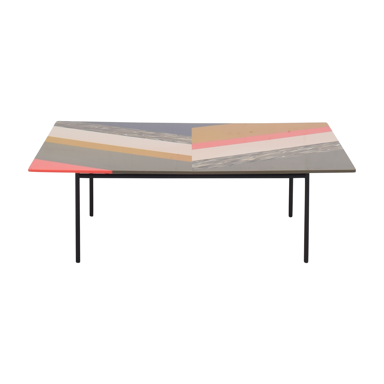 shop Moroso Fishbone Low Table Moroso Tables