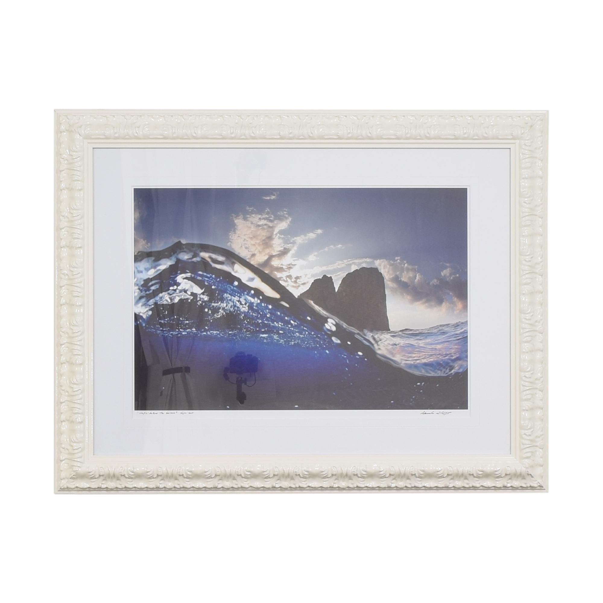 Atlantide Fine Art Gallery Alessandro Catuogno Framed Wall Art second hand