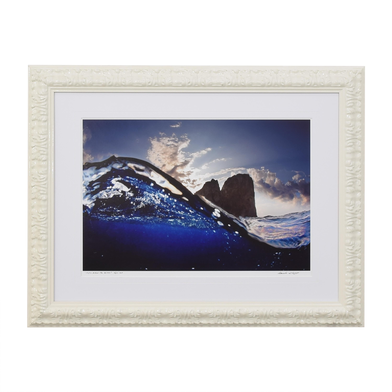 shop Atlantide Fine Art Gallery Alessandro Catuogno Framed Wall Art  Wall Art