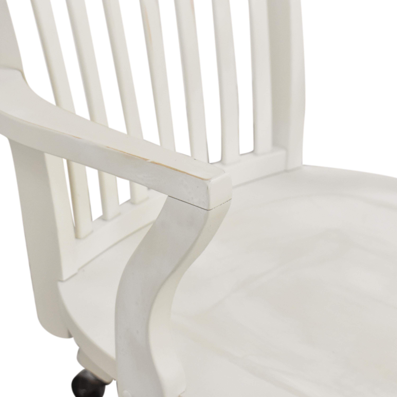Pottery Barn Pottery Barn Swivel Desk Chair  for sale