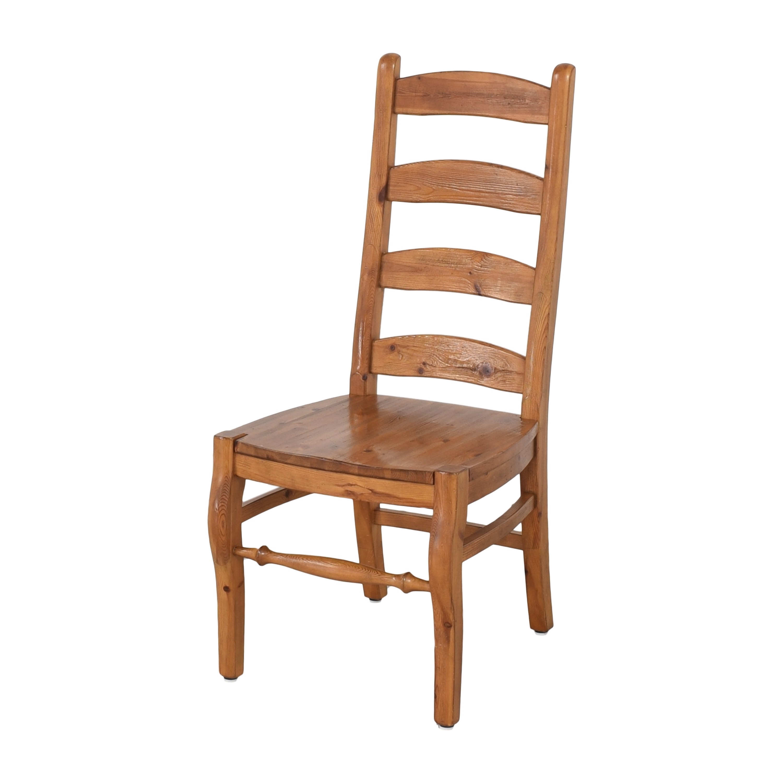 shop Pottery Barn Pottery Barn Wynn Ladderback Dining Chairs online