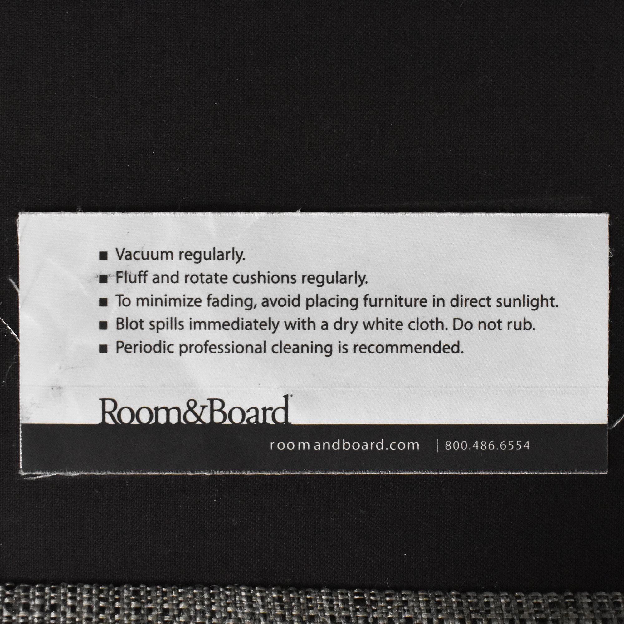 Room & Board Watson Two Cushion Sofa / Classic Sofas