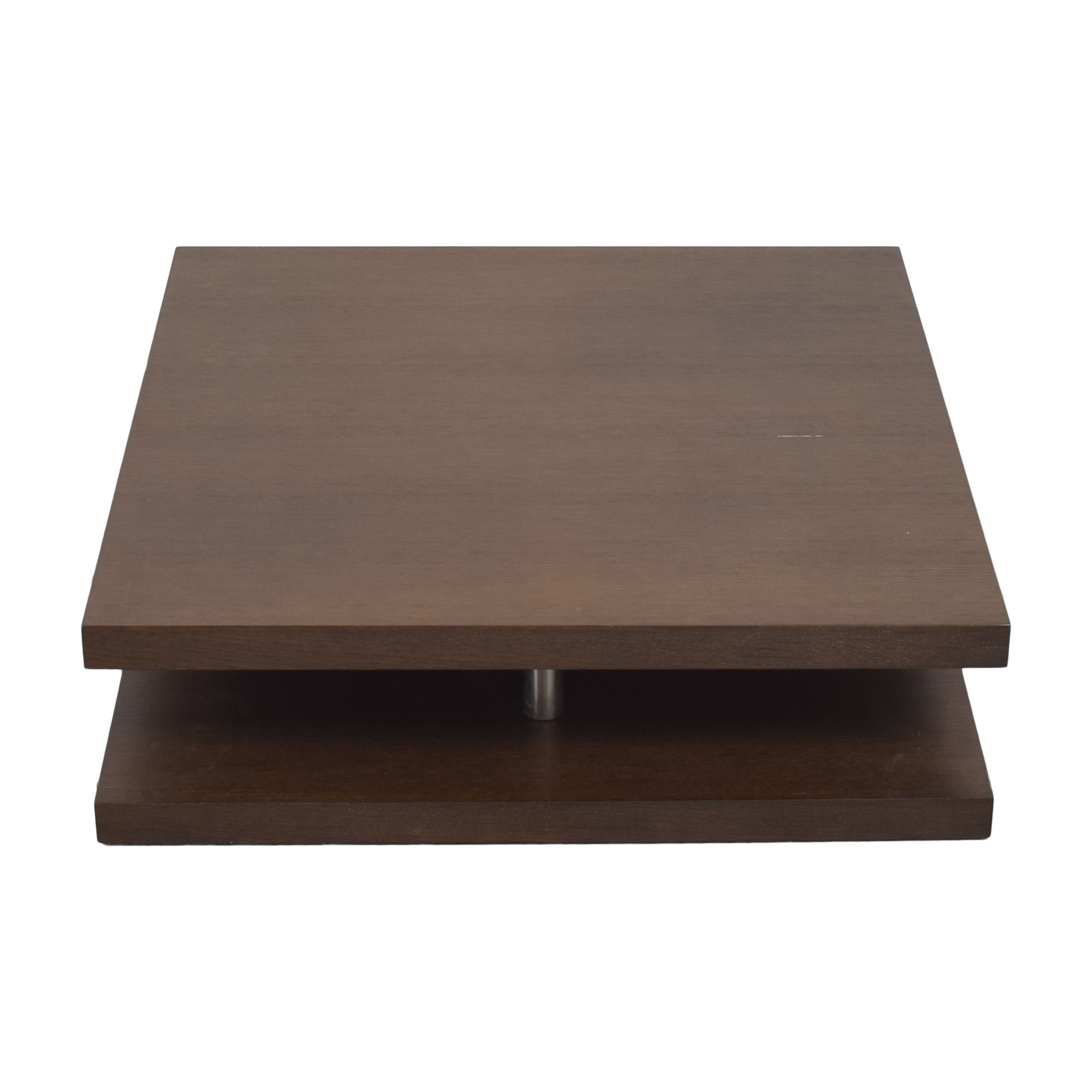 Contemporary Square Coffee Table for sale