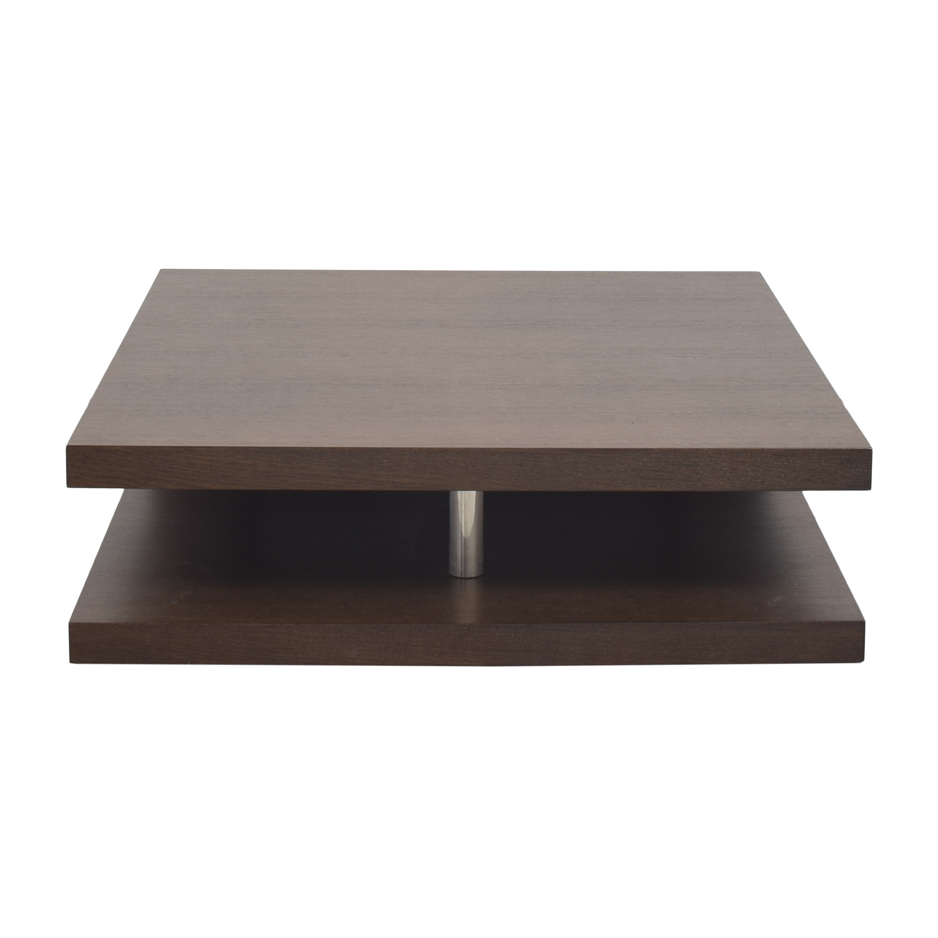 Contemporary Square Coffee Table Coffee Tables