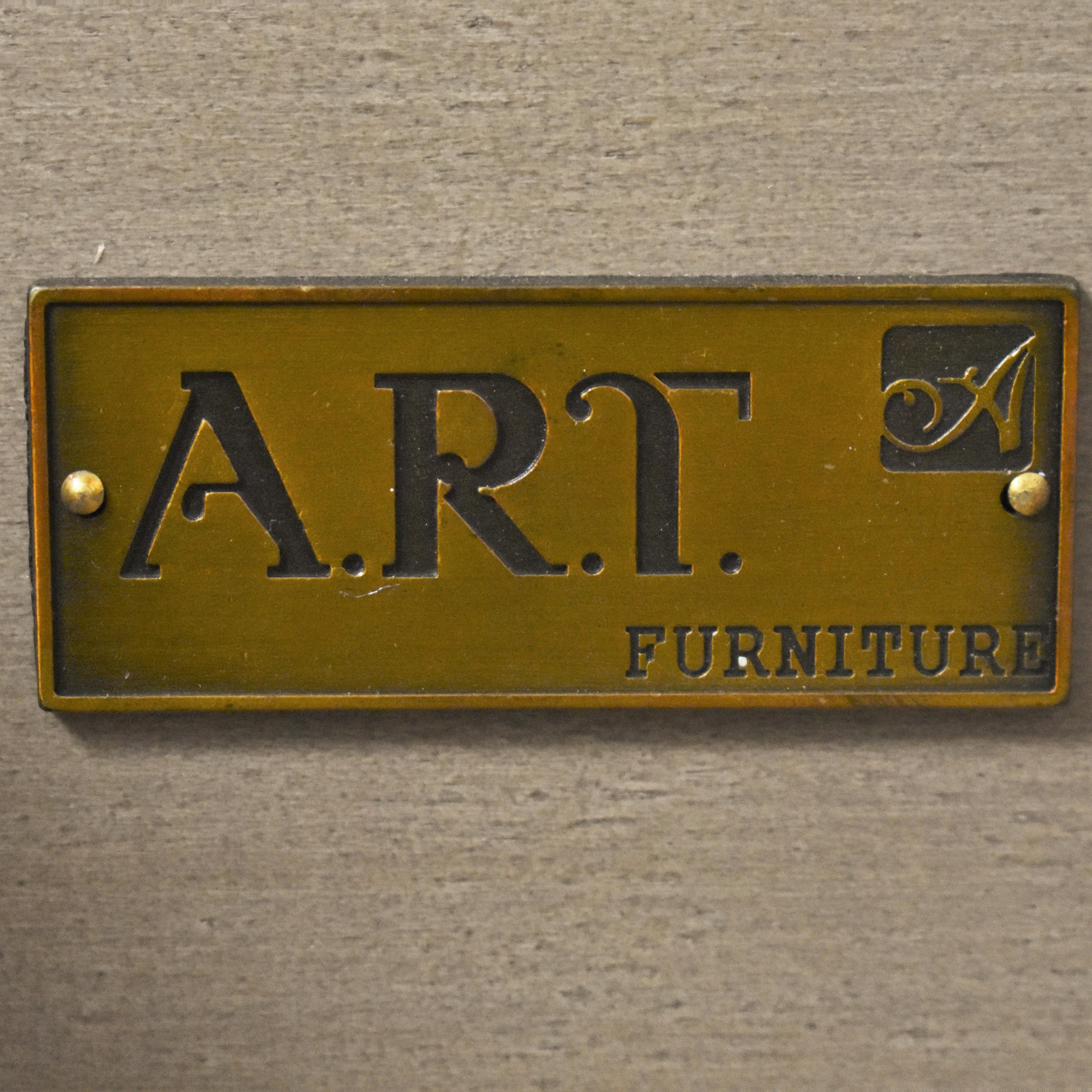 A.R.T. Furniture A.R.T. Furniture Cityscapes Whitney Nightstand Tables