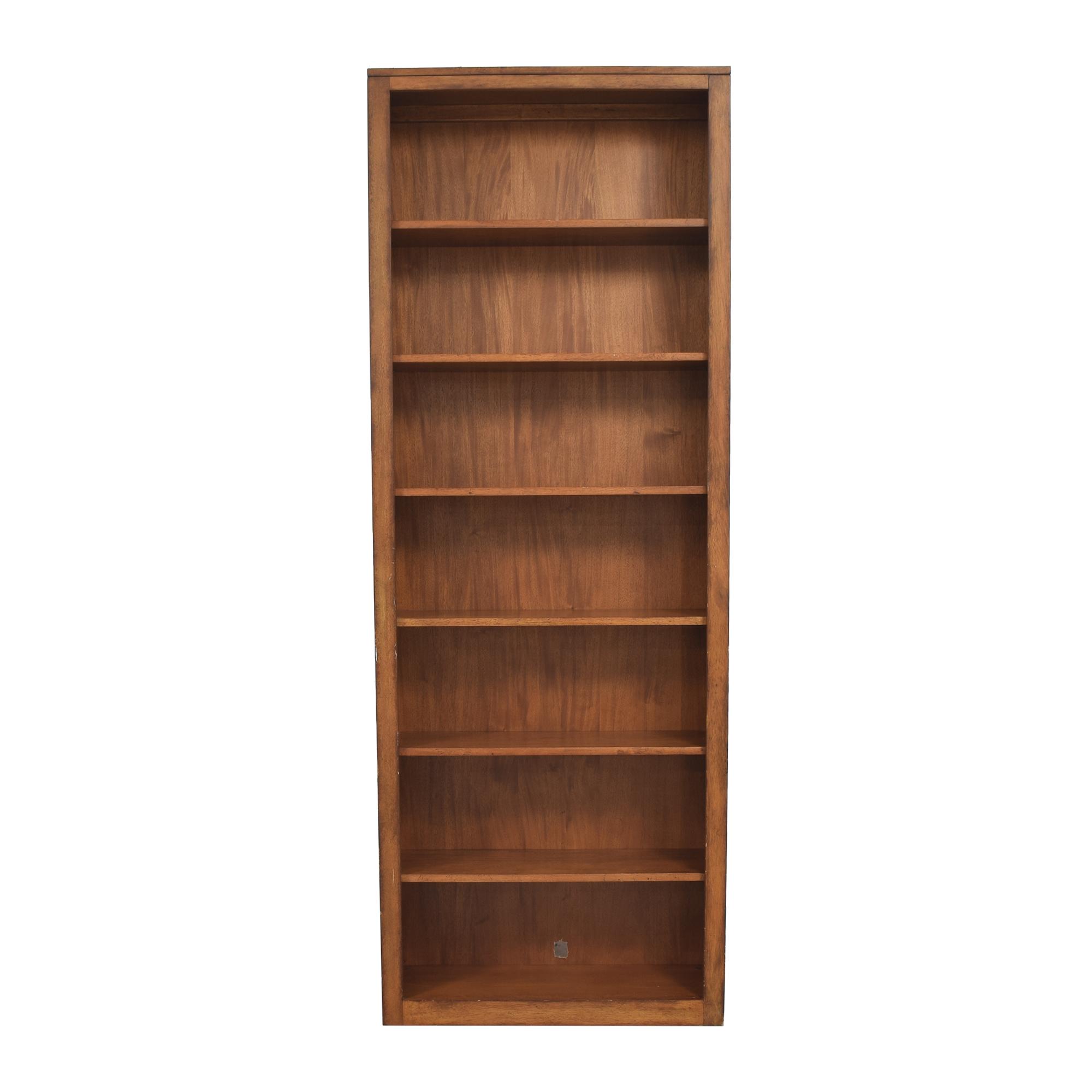 buy Ethan Allen Tall Bookcase Ethan Allen