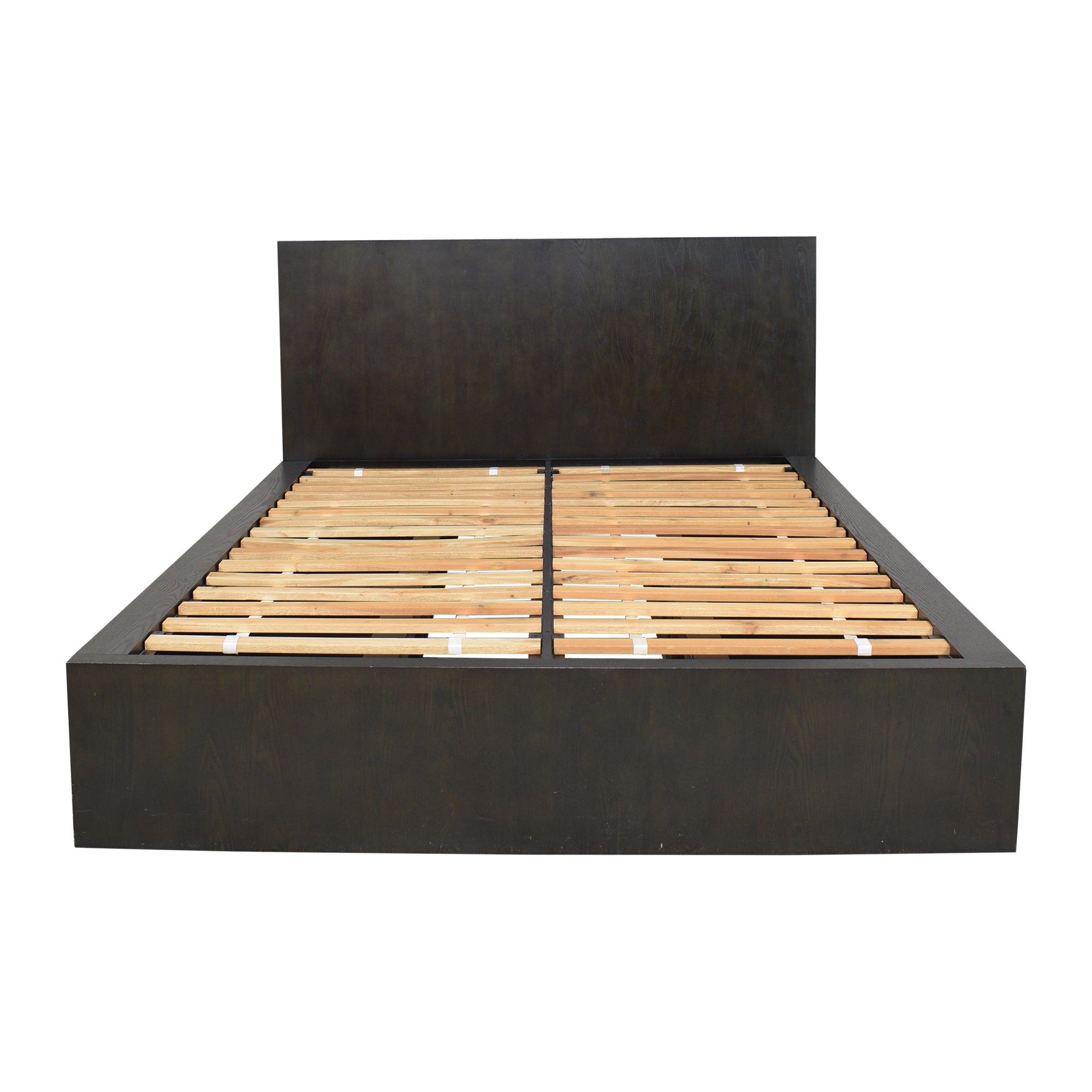 West Elm Storage Platform Queen Bed / Beds