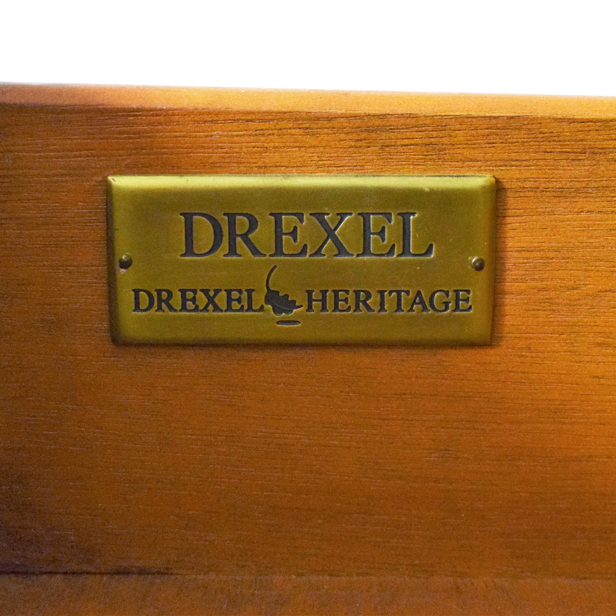 Drexel Heritage Drexel Heritage Carved Nightstand ct