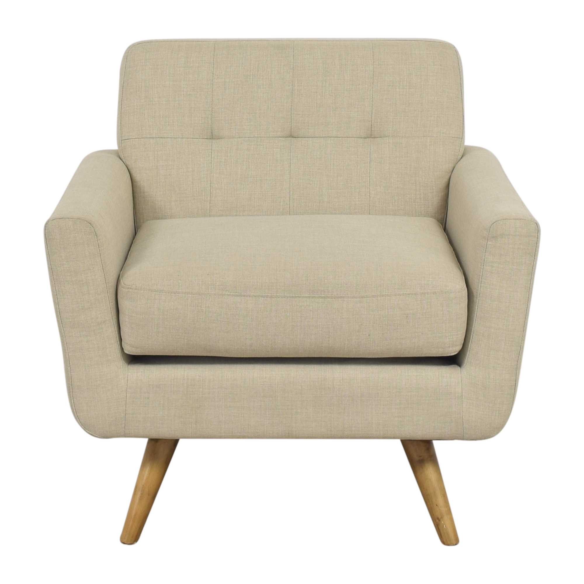 Mid-Century Modern Style Accent Chair nyc